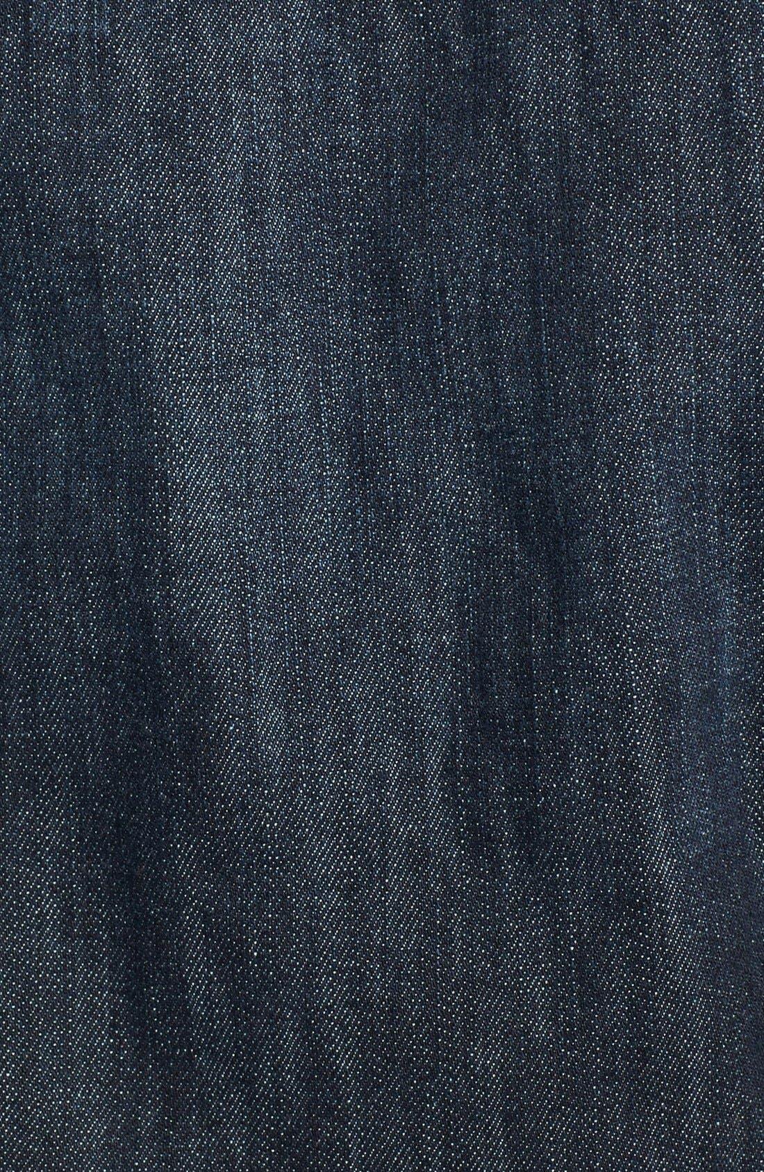 KUT FROM THE KLOTH, Denim Jacket, Alternate thumbnail 3, color, 400