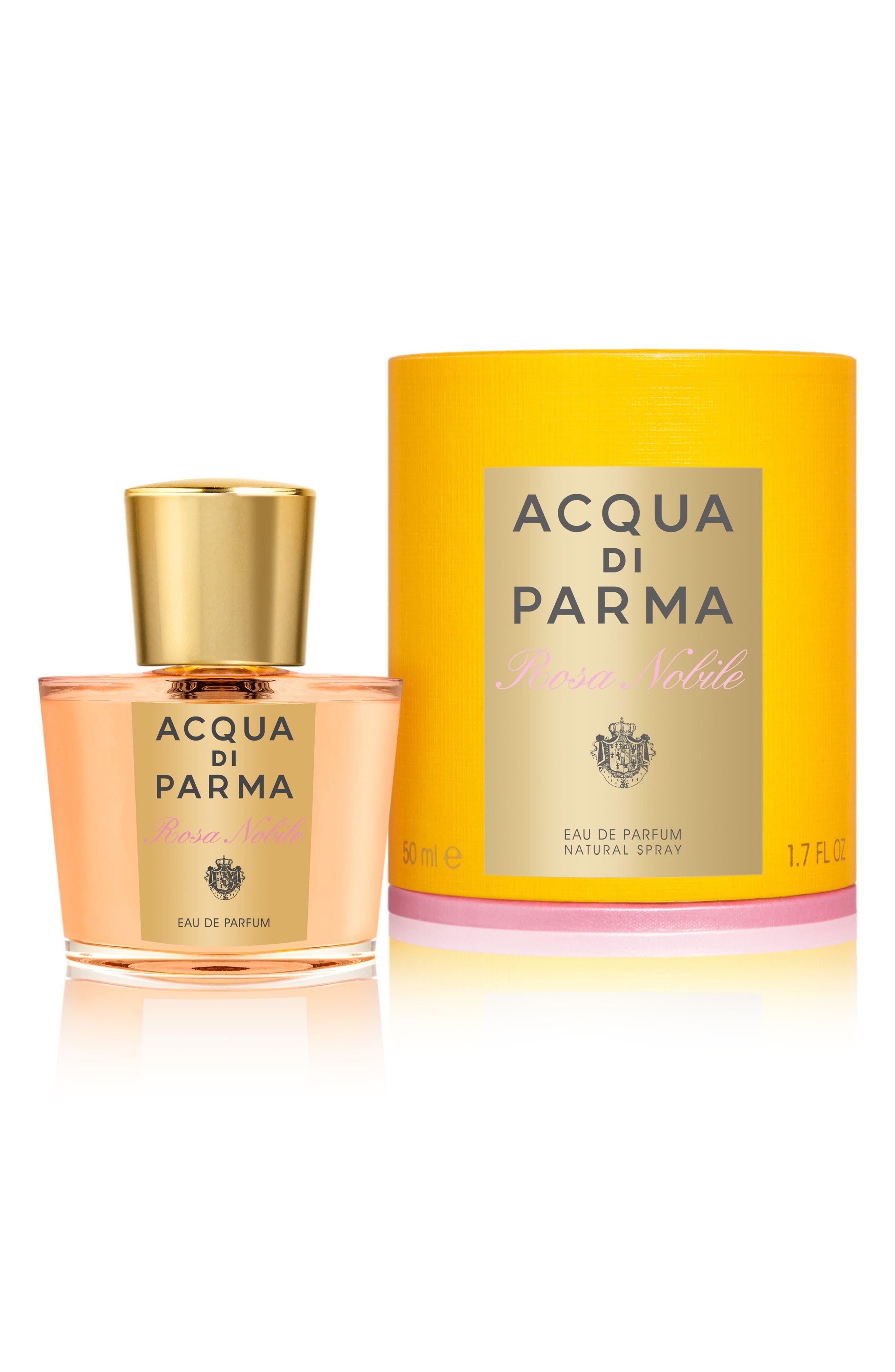 ACQUA DI PARMA, Rosa Nobile Eau de Parfum, Alternate thumbnail 2, color, NO COLOR