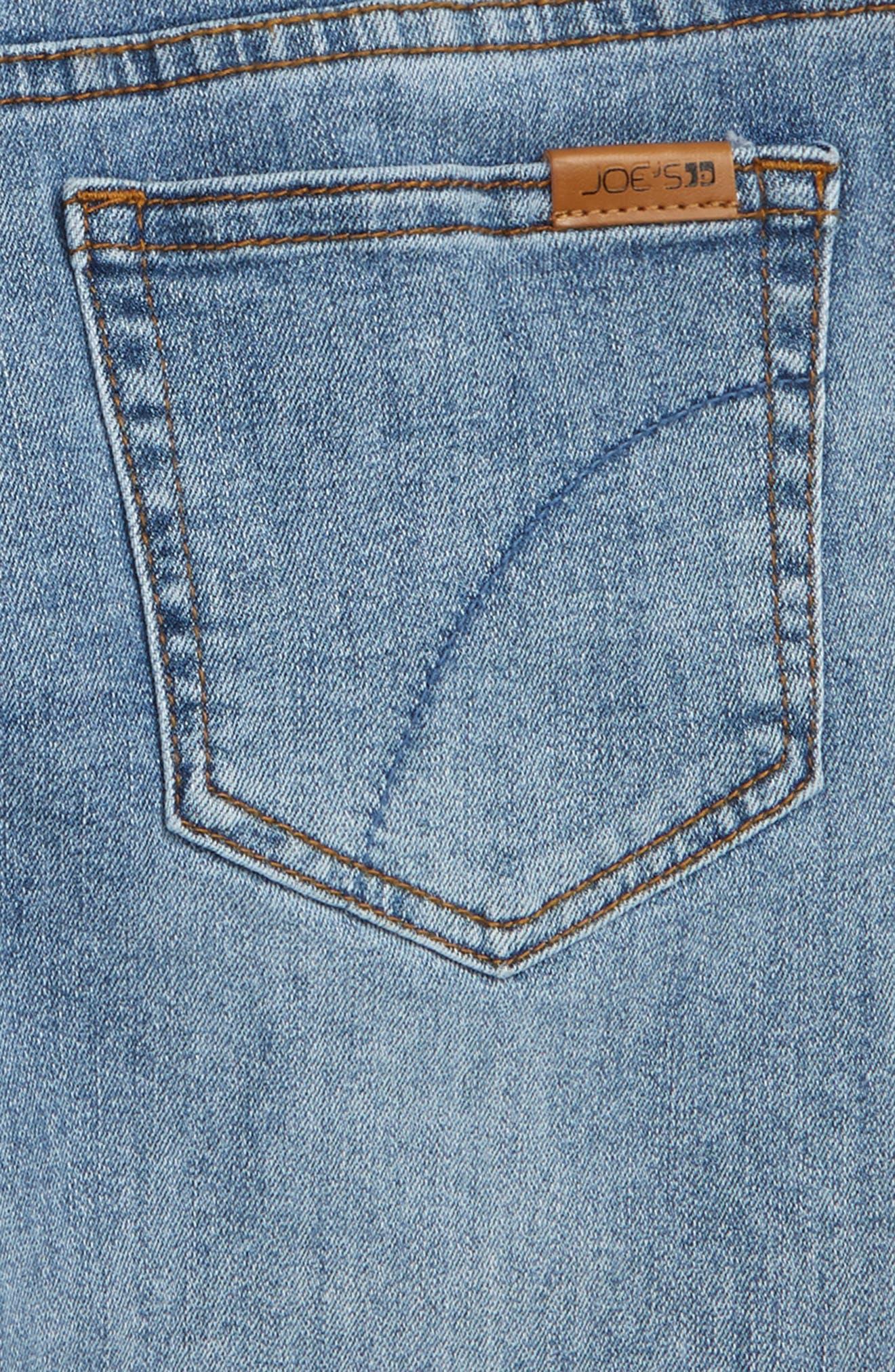 JOE'S, The Finn Cutoff Denim Bermuda Shorts, Alternate thumbnail 3, color, THOMPSON