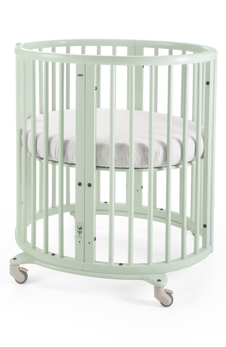 Stokke Sleepi Mini Crib Drape Rod Amp Mattress Bundle