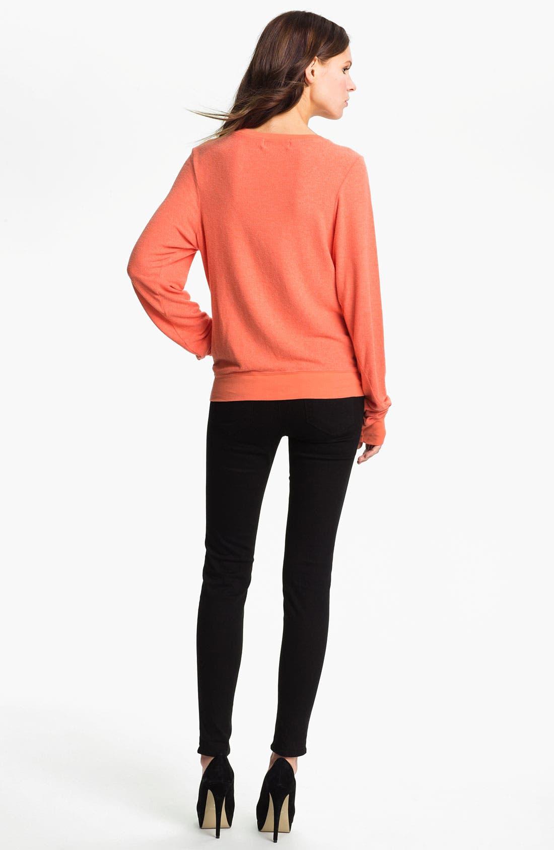 J BRAND Skinny Stretch Jeans, Main, color, 003