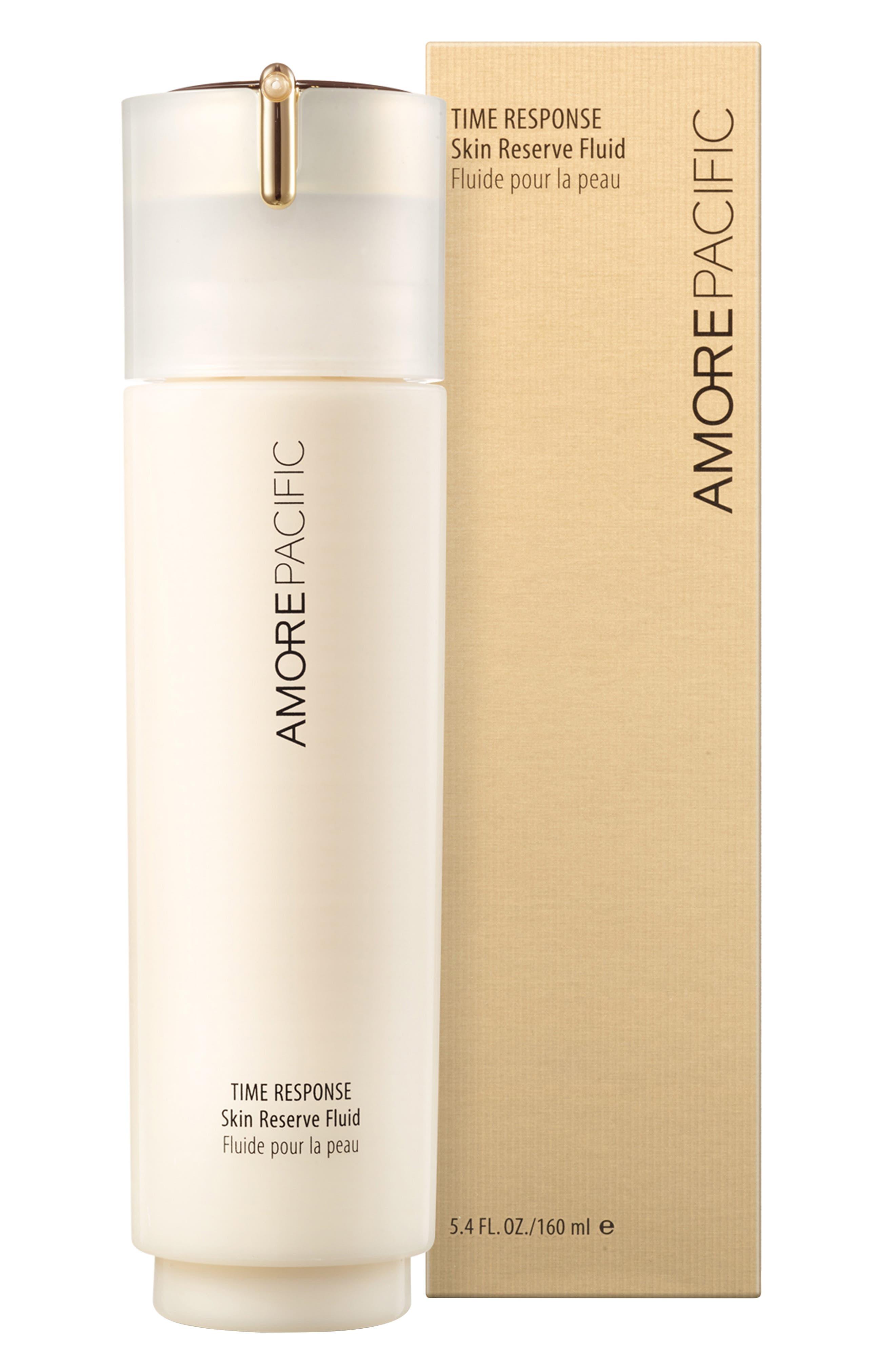 AMOREPACIFIC, Time Response Skin Renewal Fluid, Alternate thumbnail 2, color, NO COLOR