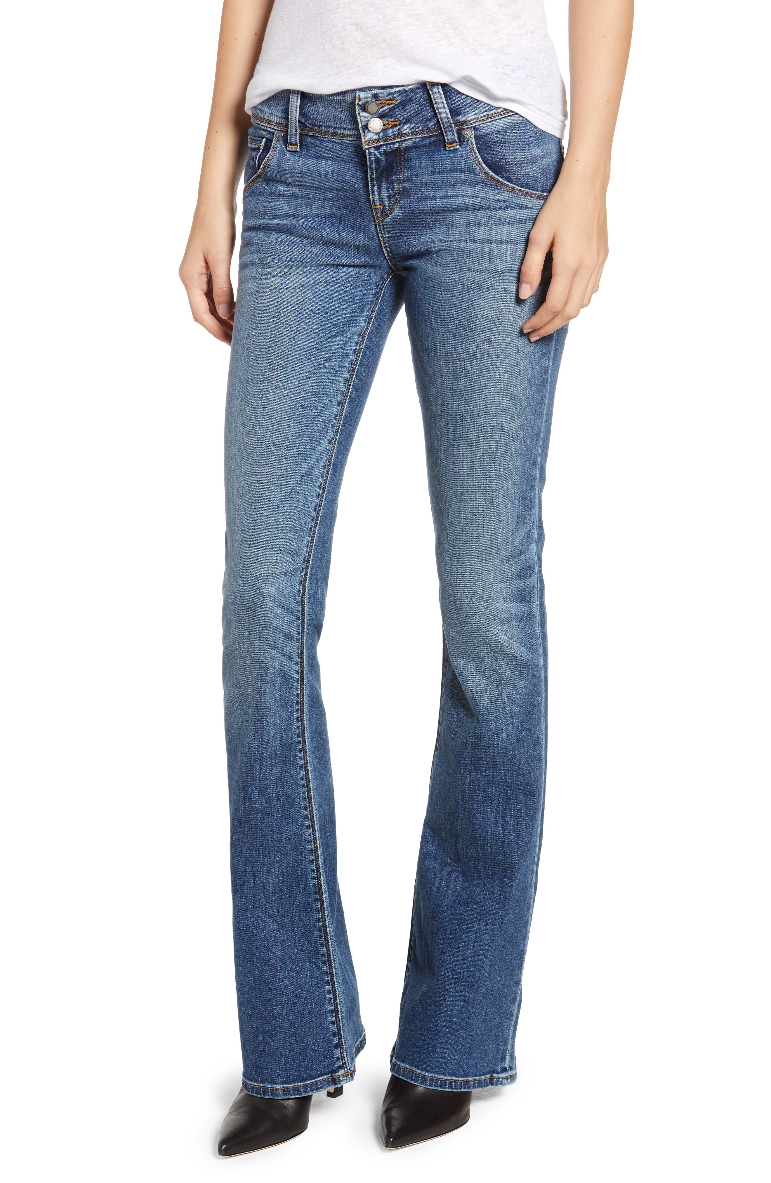 HUDSON JEANS Signature Bootcut Jeans, Main, color, OLYMPIC BLVD