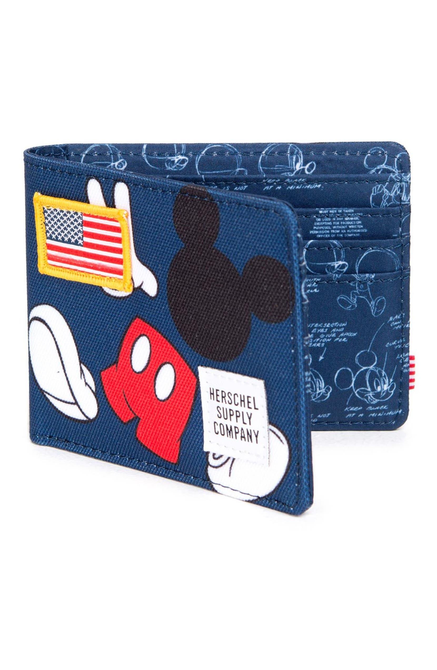 cc47a5cfded Herschel Supply Co. x Disney®  Roy  Wallet