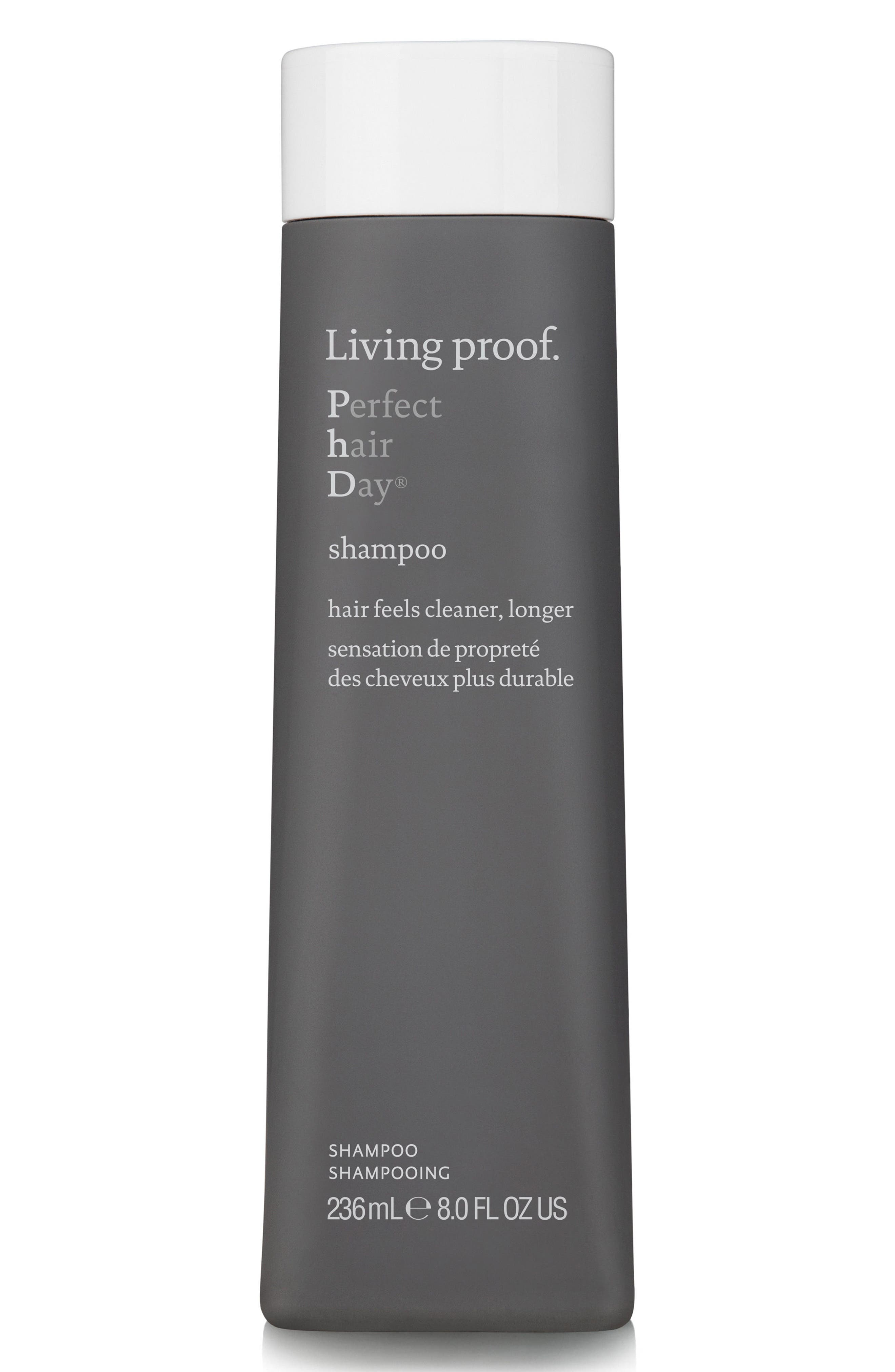 LIVING PROOF<SUP>®</SUP>, Perfect hair Day<sup>™</sup> Shampoo, Main thumbnail 1, color, NO COLOR