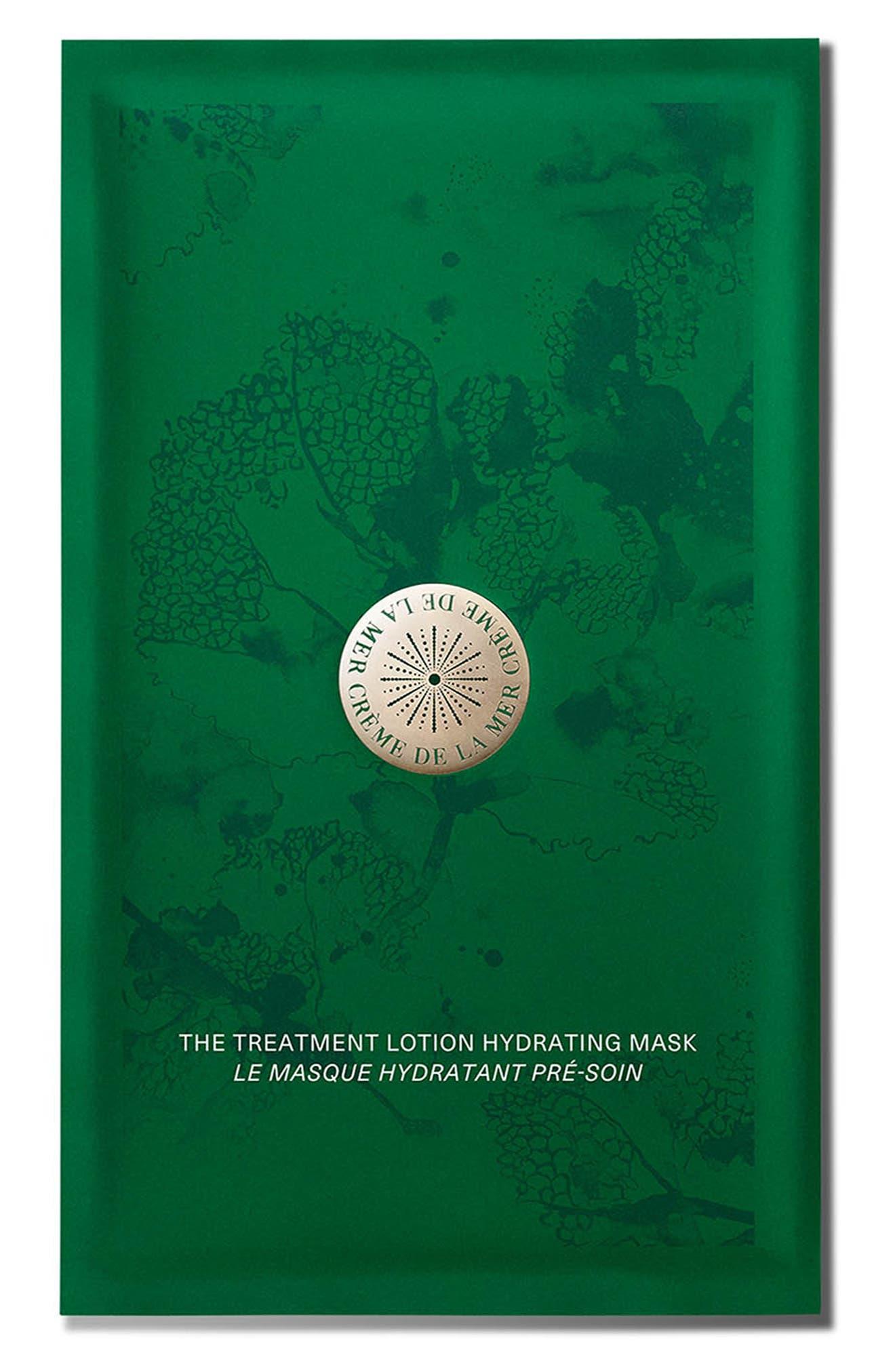 LA MER, The Treatment Lotion Hydrating Mask, Alternate thumbnail 6, color, NO COLOR