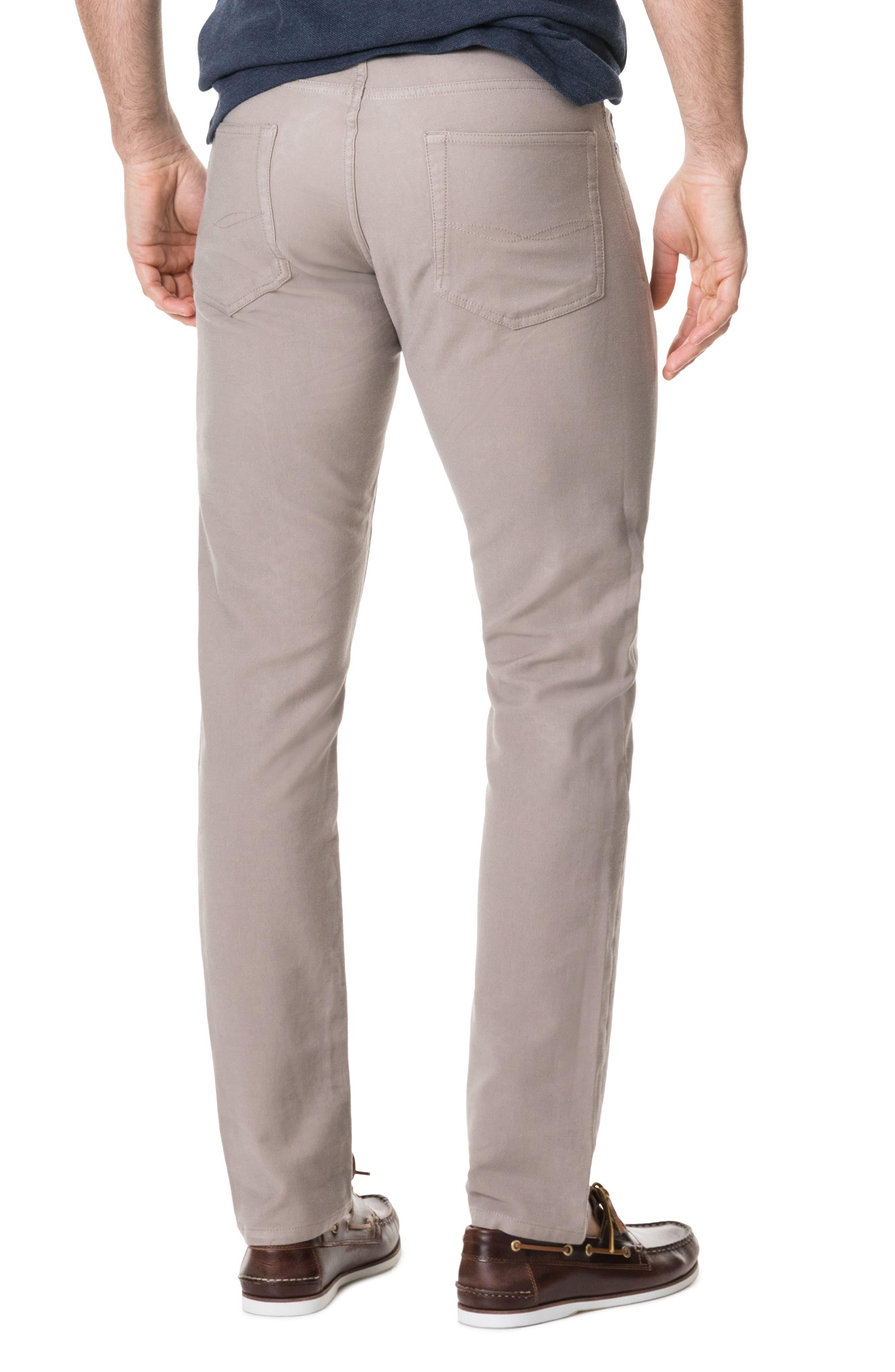 RODD & GUNN, Motion Straight Fit Jeans, Alternate thumbnail 2, color, SABLE
