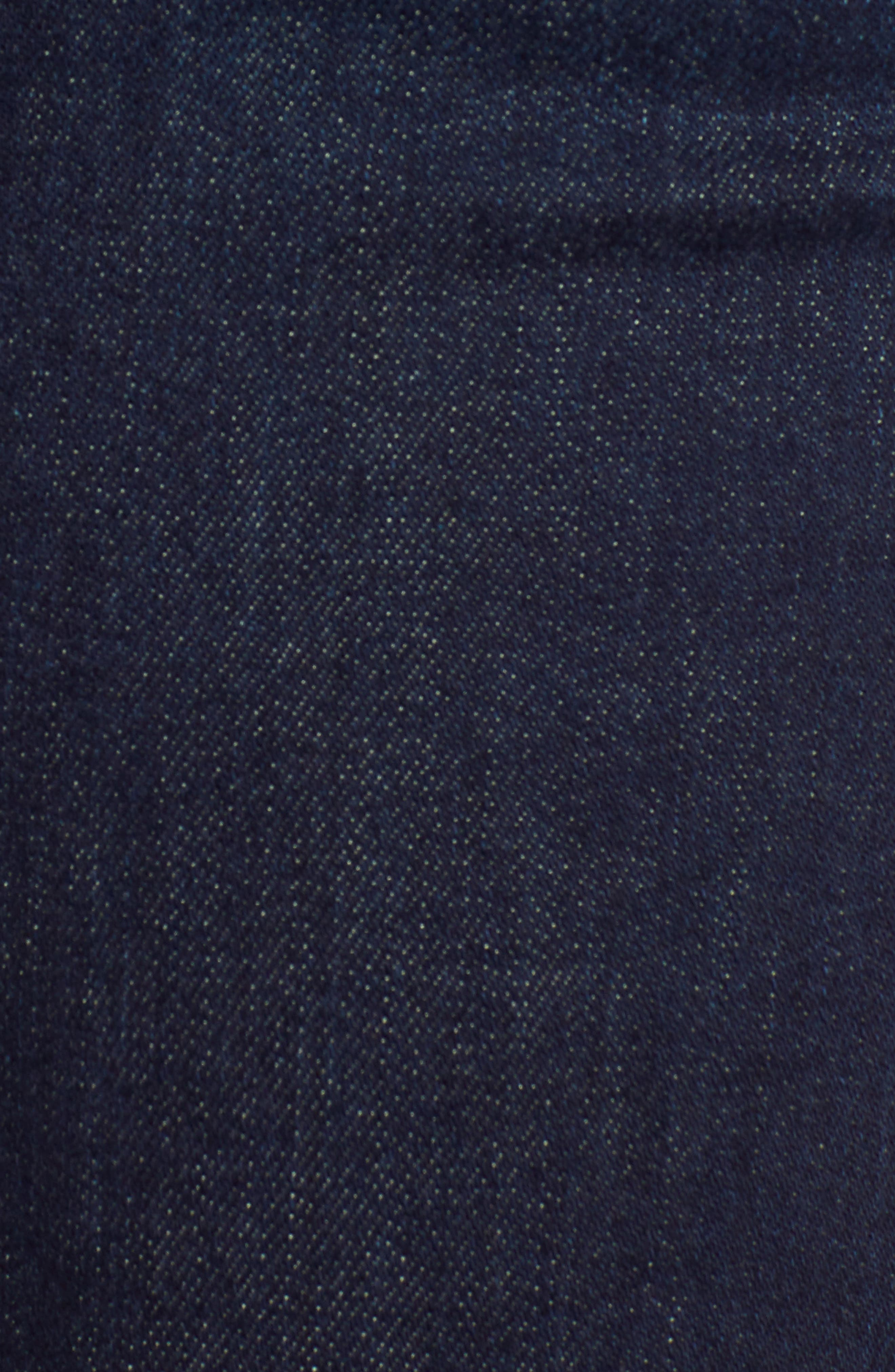 CASLON<SUP>®</SUP>, Sierra High Waist Skinny Jeans, Alternate thumbnail 6, color, 420
