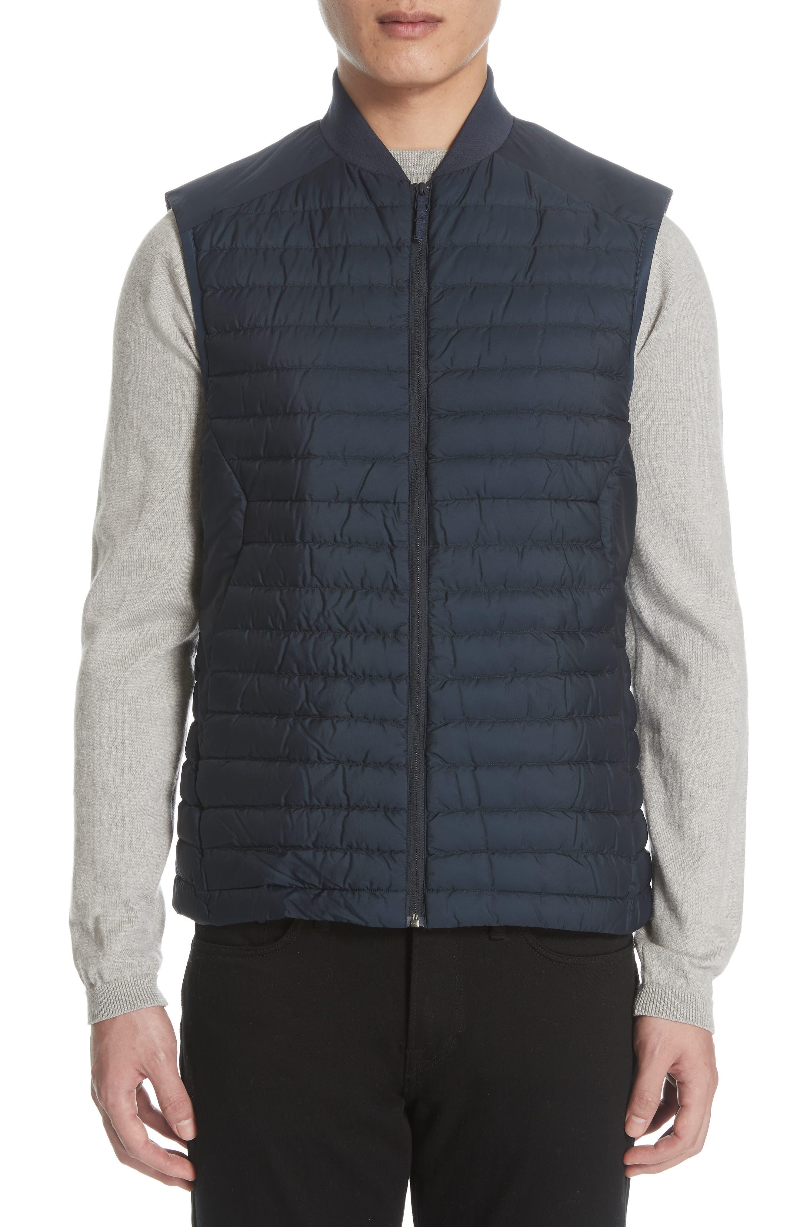 ARC'TERYX VEILANCE, Conduit Lightweight Down Vest, Alternate thumbnail 2, color, 410