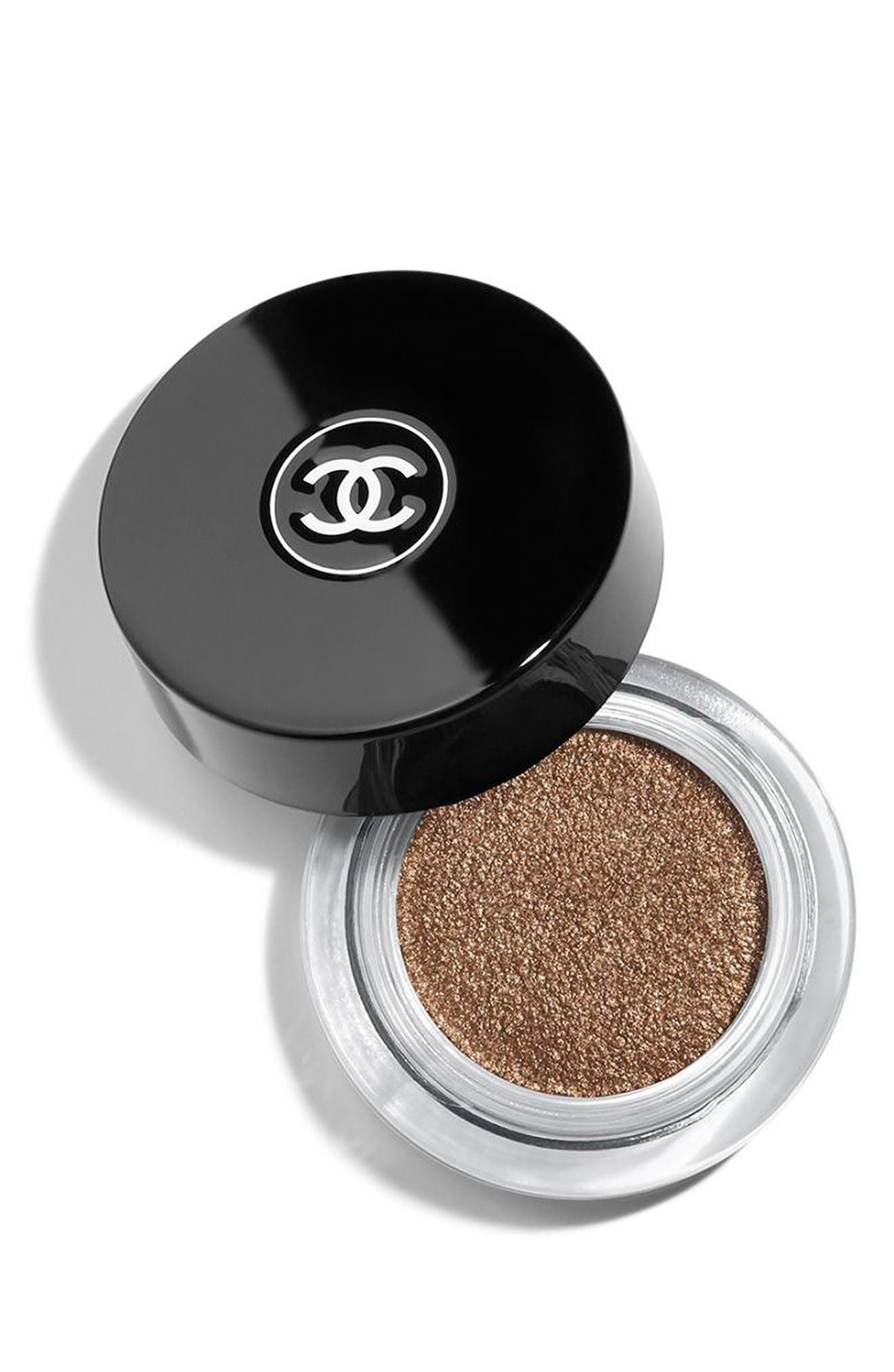 CHANEL ILLUSION D'OMBRE<br />Long-Wear Luminous Eyeshadow, Main, color, 95 MIRAGE