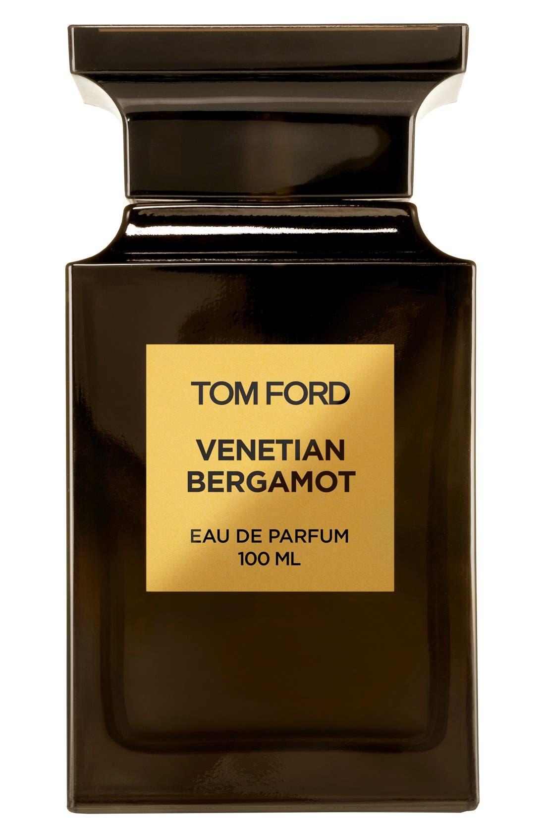TOM FORD, Private Blend Venetian Bergamot Eau de Parfum, Alternate thumbnail 2, color, NO COLOR