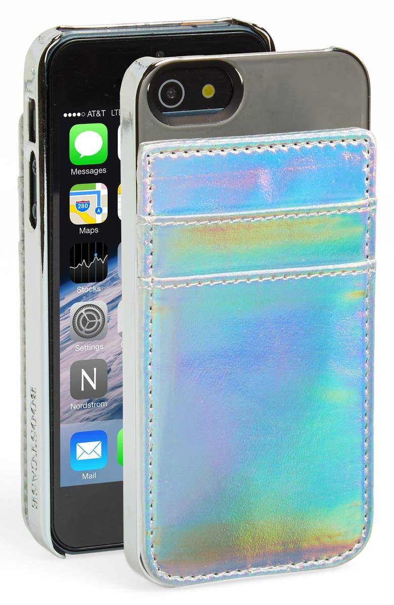 925c3c62993 Boostcase 'Hologram' iPhone 5 & 5s Snap Case & Detachable Card ...