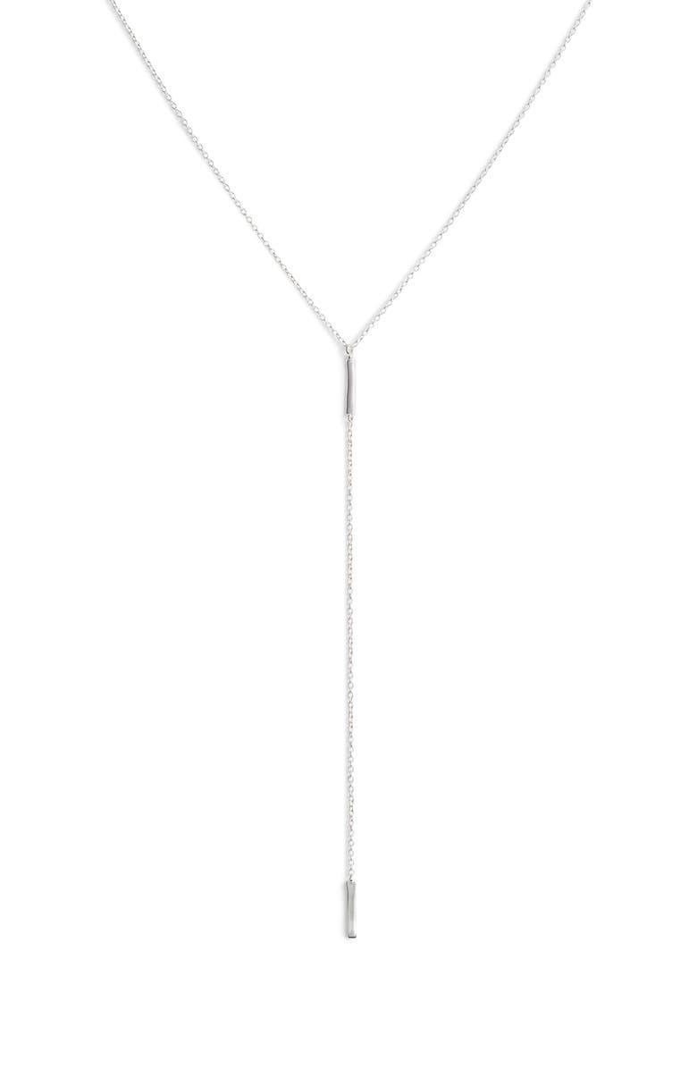 Gorjana Accessories TANER BAR SHORT Y-NECKLACE