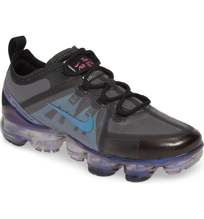 03cfaa0502a Nike Air VaporMax 2019 Running Shoe (Big Kid)