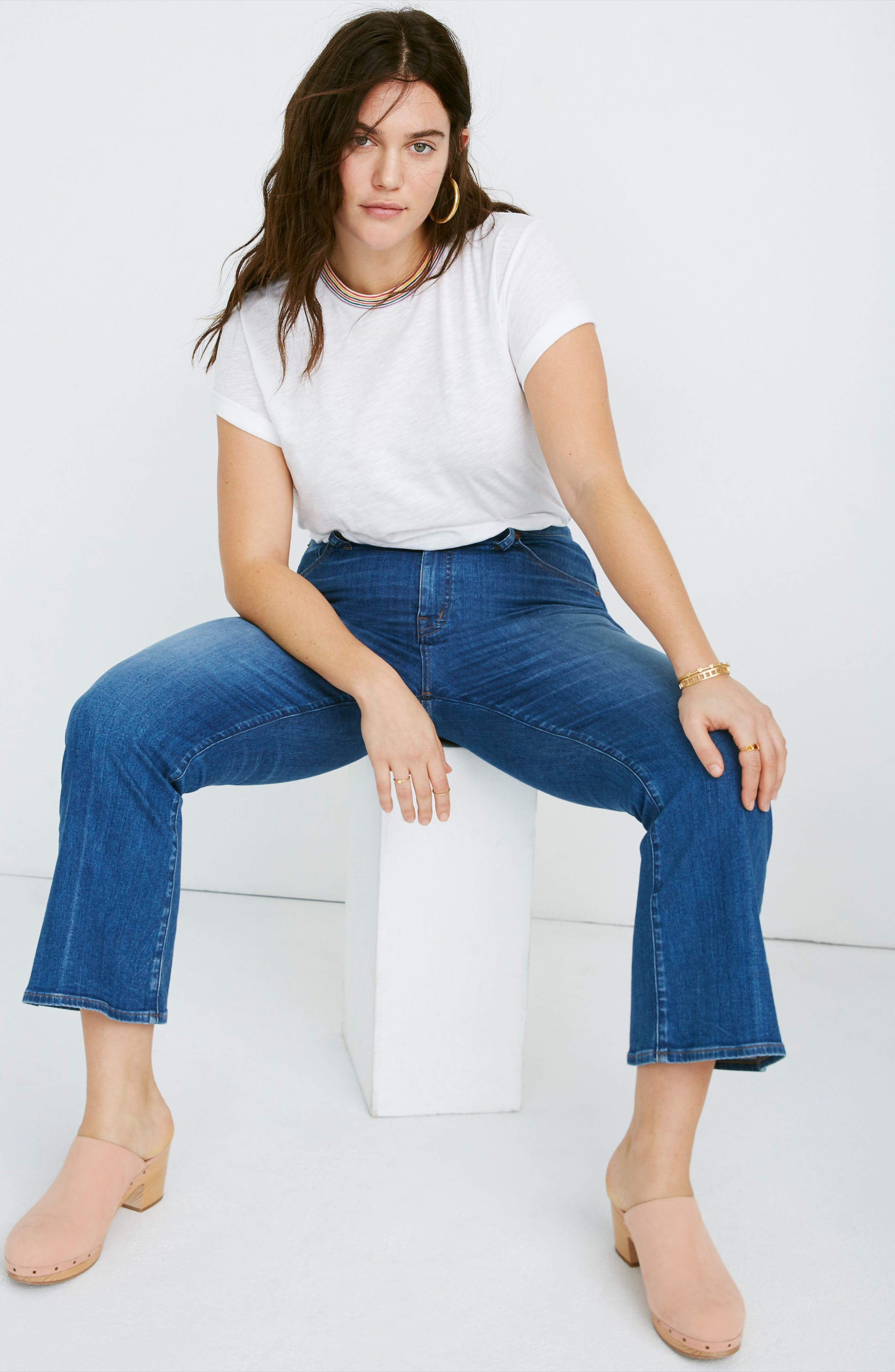 MADEWELL, Eco Edition Cali Demi Boot Jeans, Alternate thumbnail 17, color, TIERNEY WASH