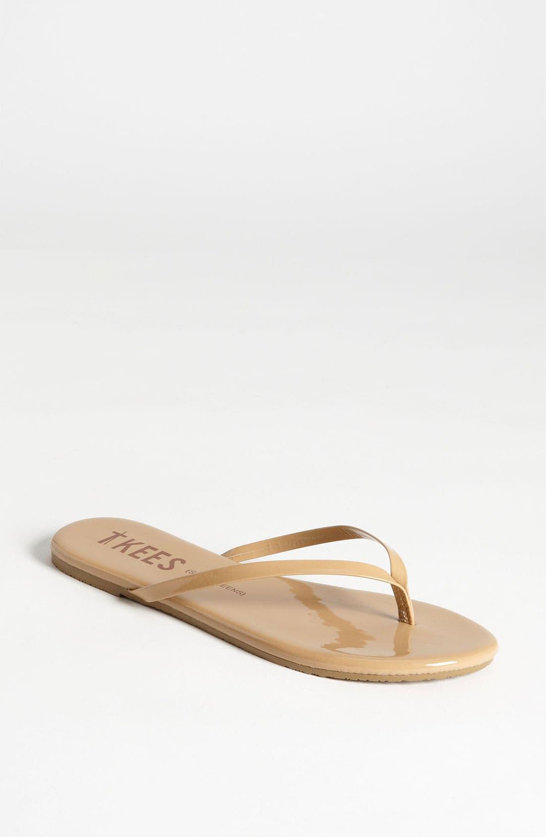 TKEES 'Sunscreens' Flip Flop, Main, color, 250