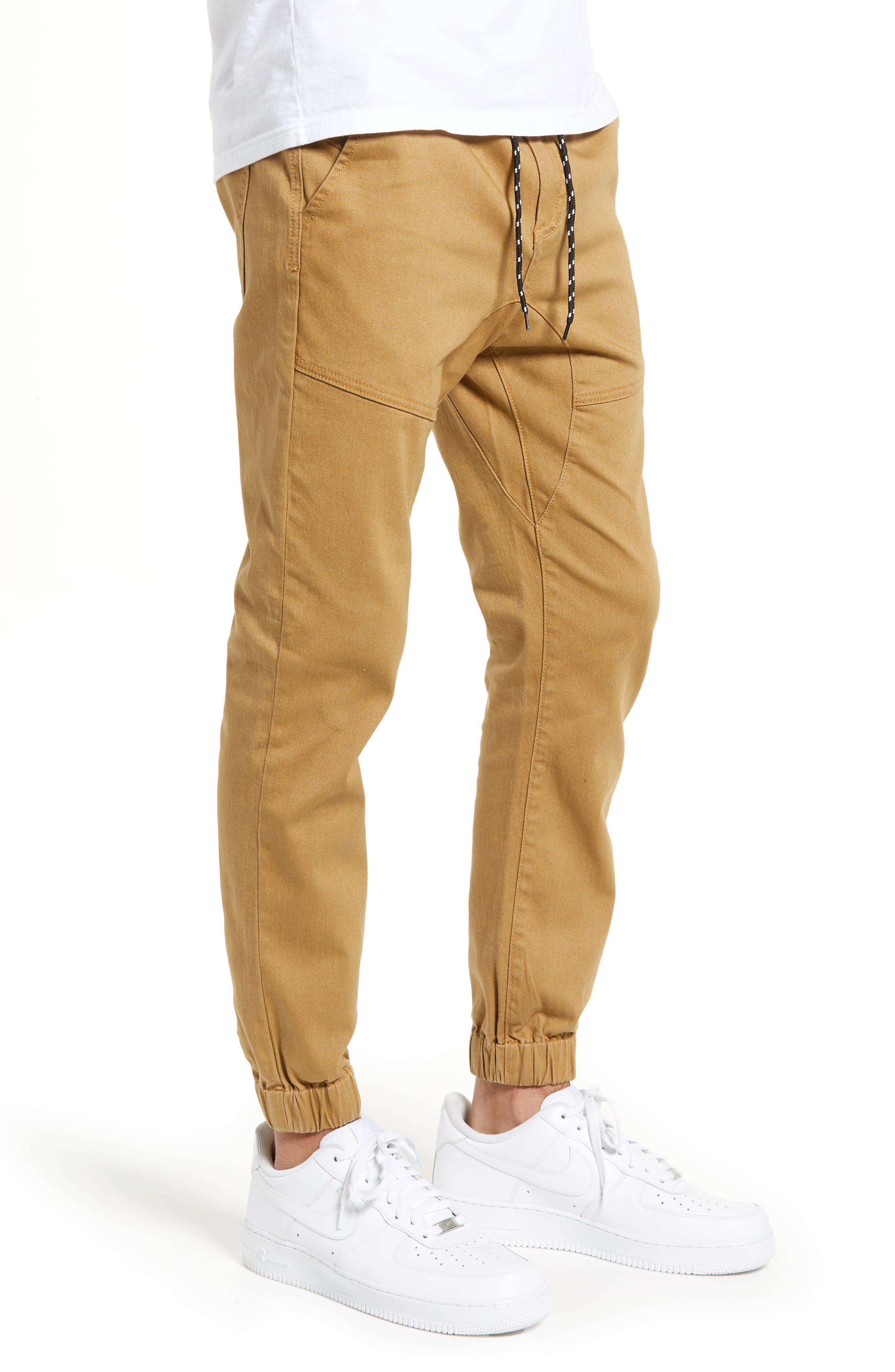 LIRA CLOTHING, Clifton Slim Fit Jogger Pants, Alternate thumbnail 3, color, 250
