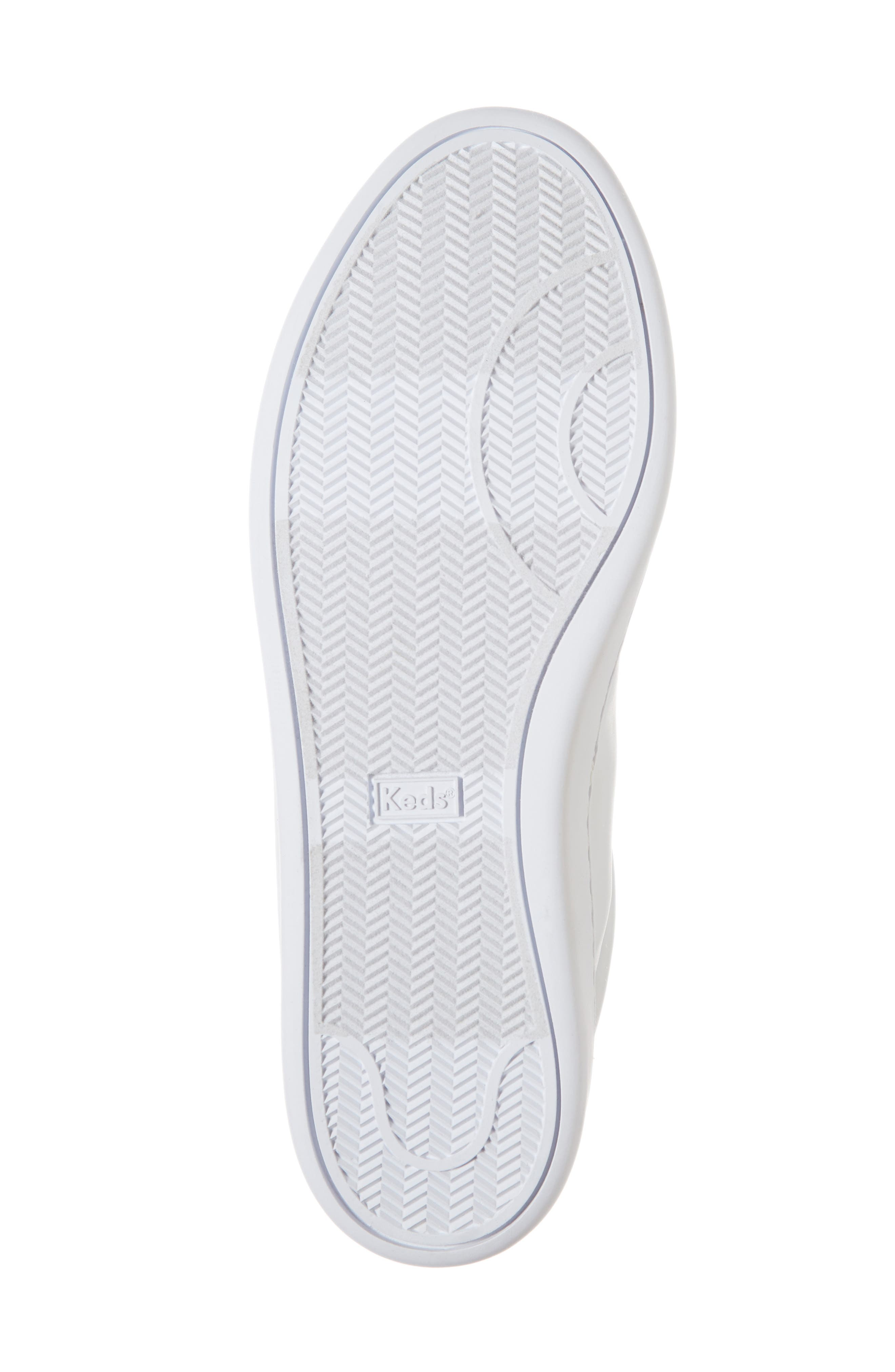 KEDS<SUP>®</SUP>, Ace 3V Sneaker, Alternate thumbnail 6, color, 100