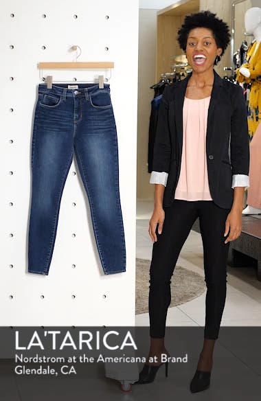 Margot Crop Skinny Jeans, sales video thumbnail