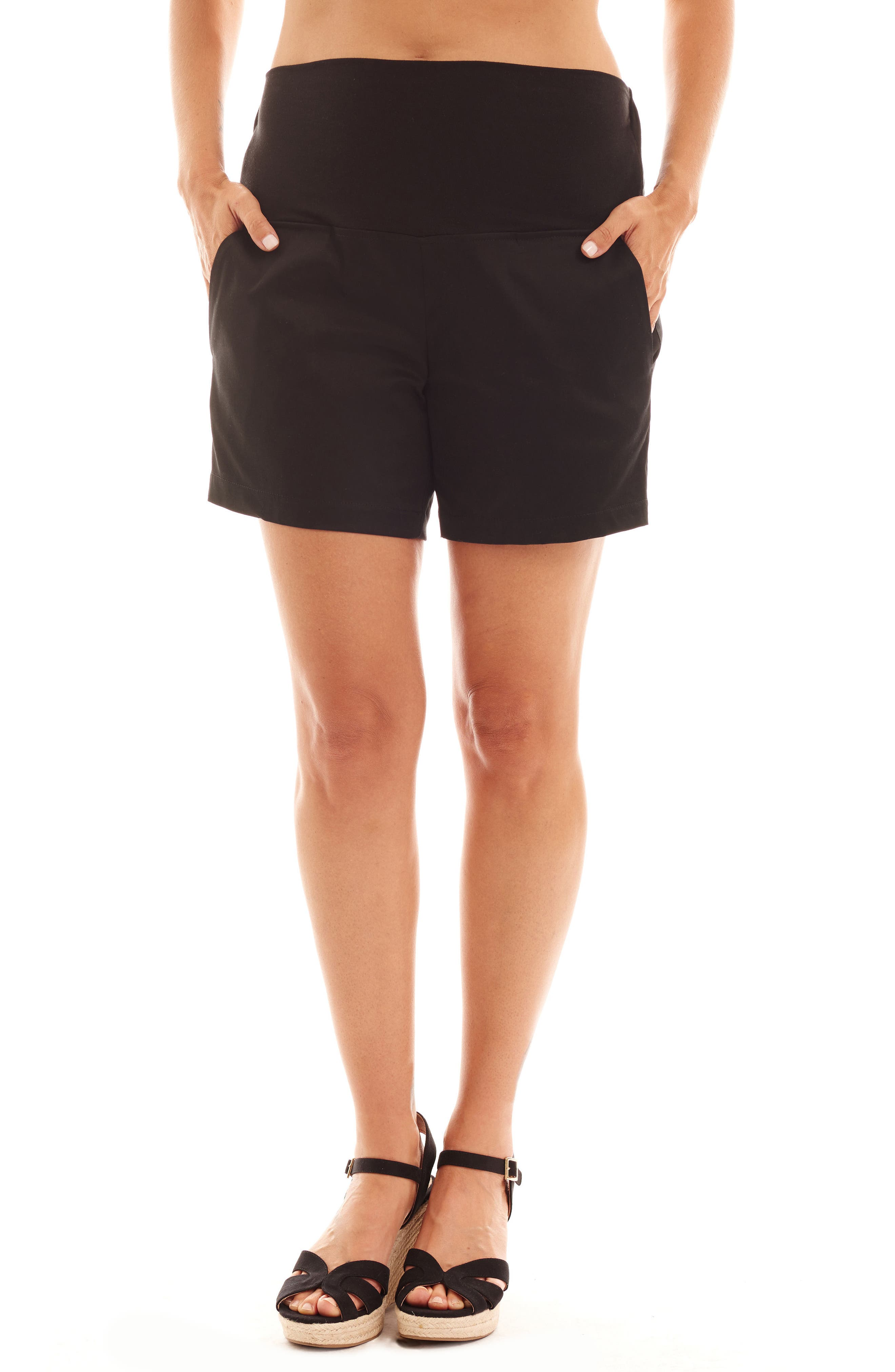 Women's Everly Grey Kathleen Maternity Shorts