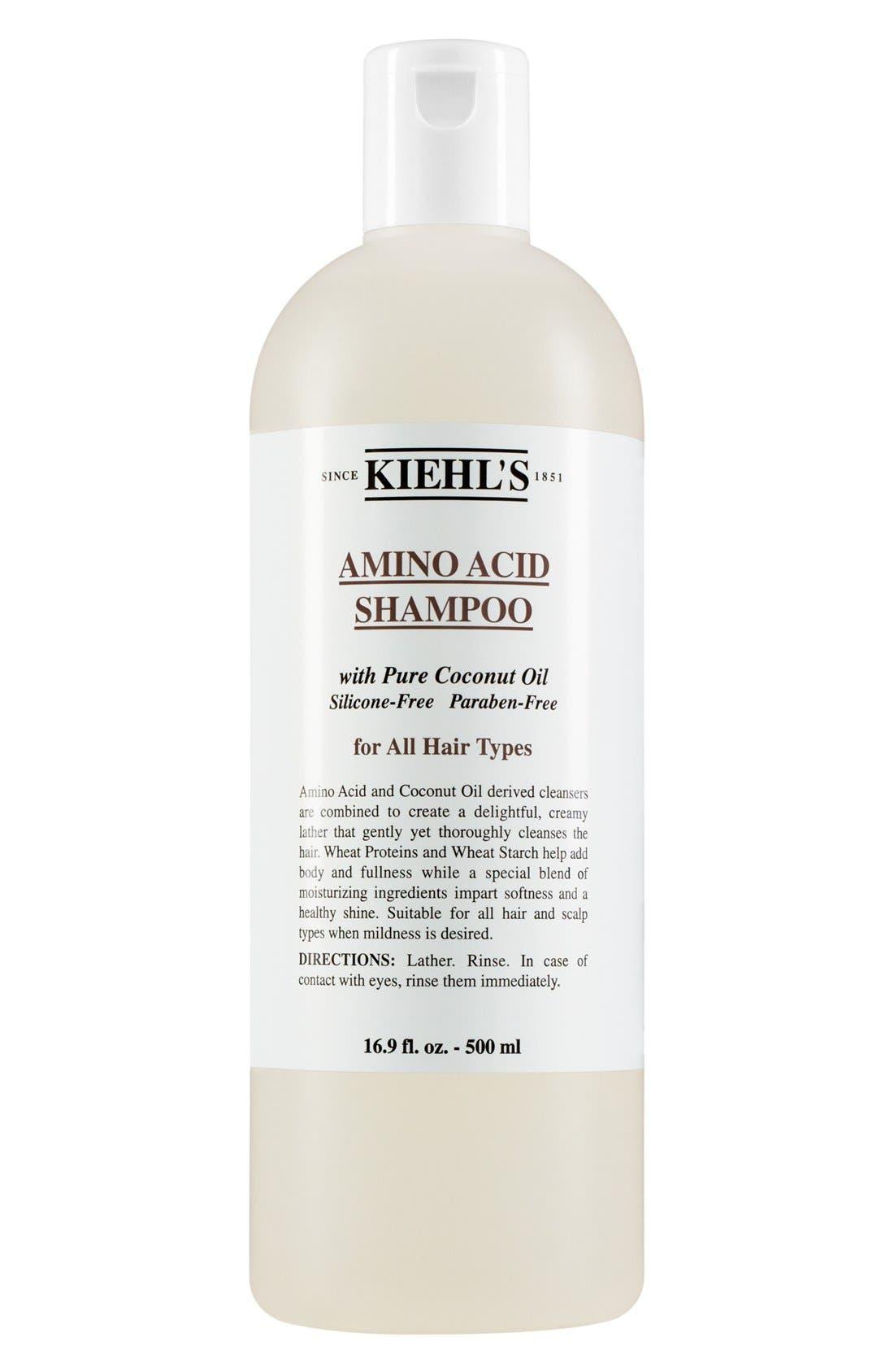 KIEHL'S SINCE 1851, Amino Acid Shampoo, Alternate thumbnail 3, color, NO COLOR