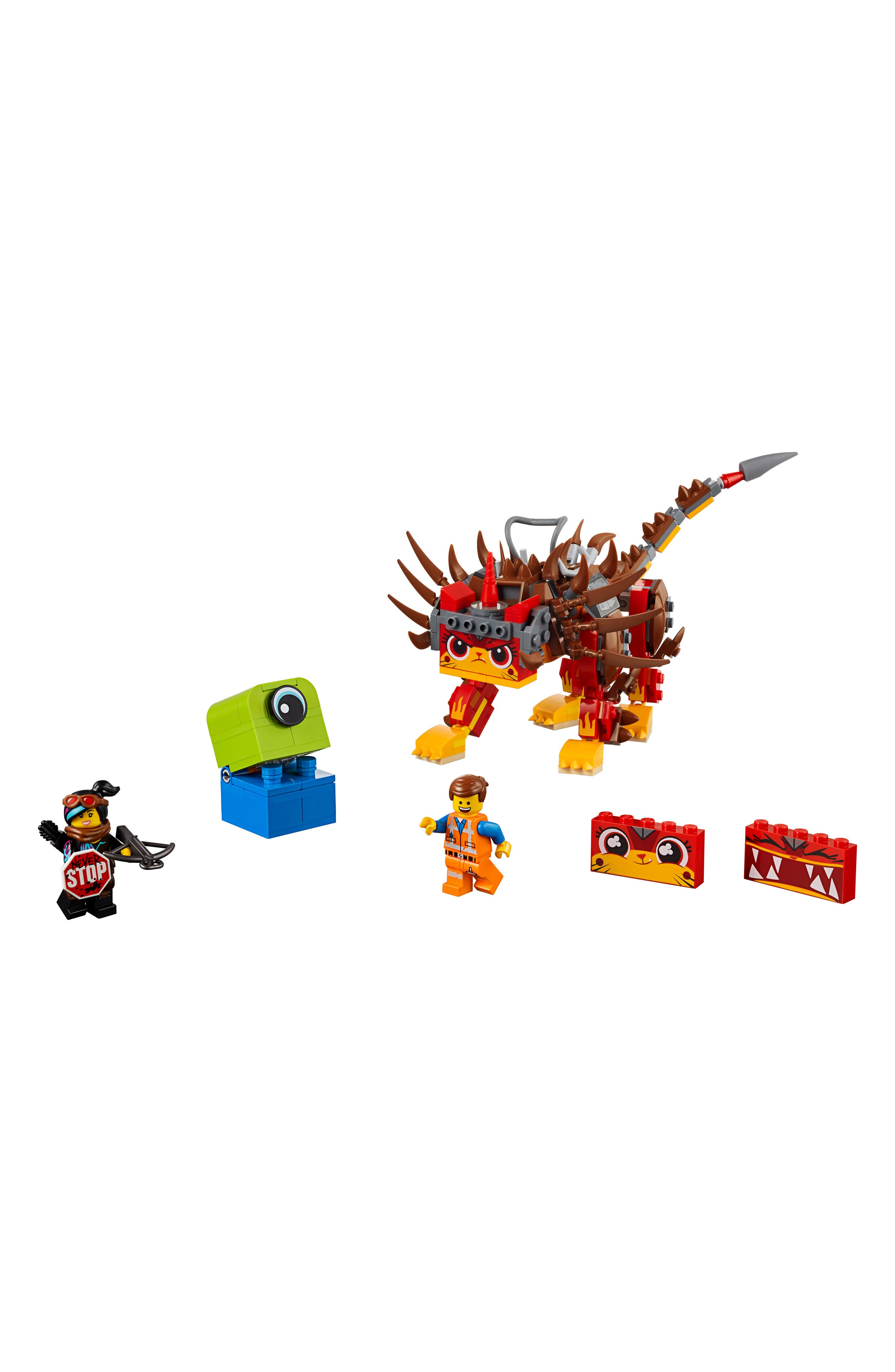 LEGO<SUP>®</SUP>, The LEGO<sup>®</sup> Movie 2 UItrakatty & Warrior Lucy Play Set - 70827, Main thumbnail 1, color, 960