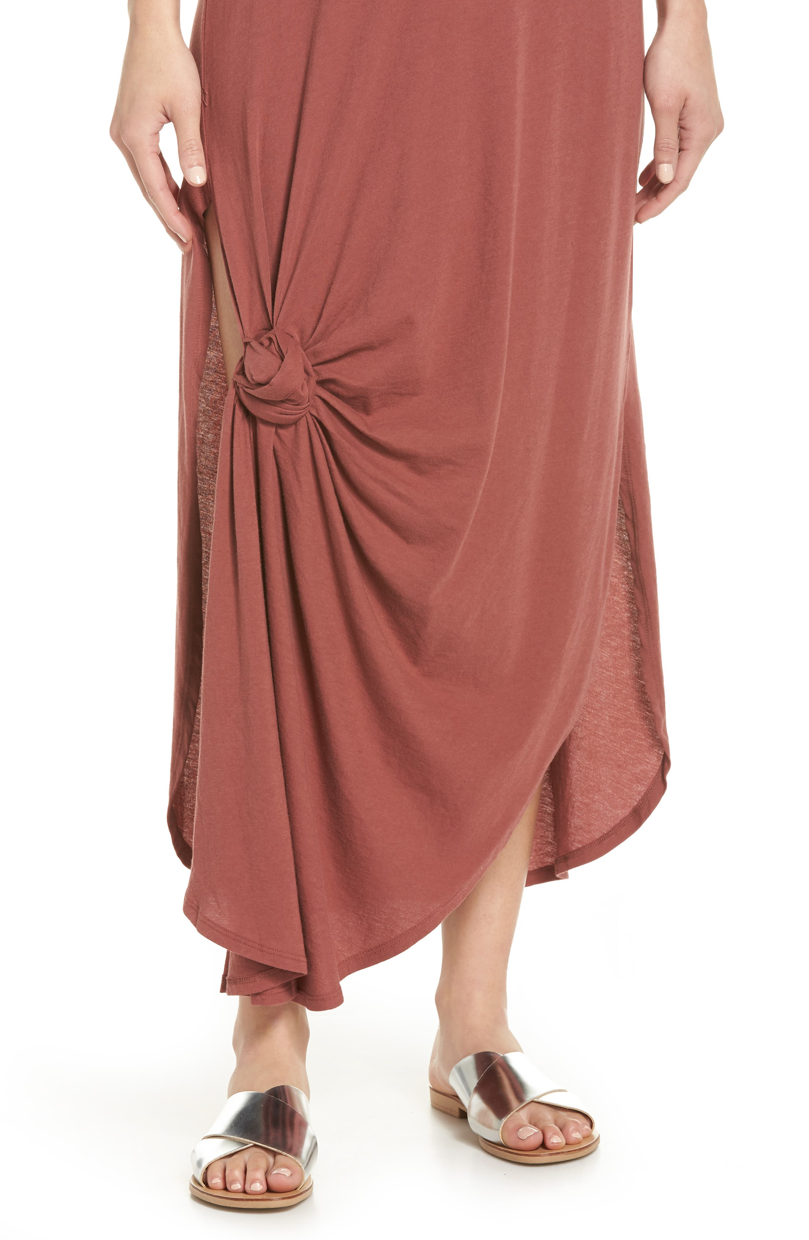 TAVIK, Jones Cover-Up Dress, Alternate thumbnail 4, color, 930