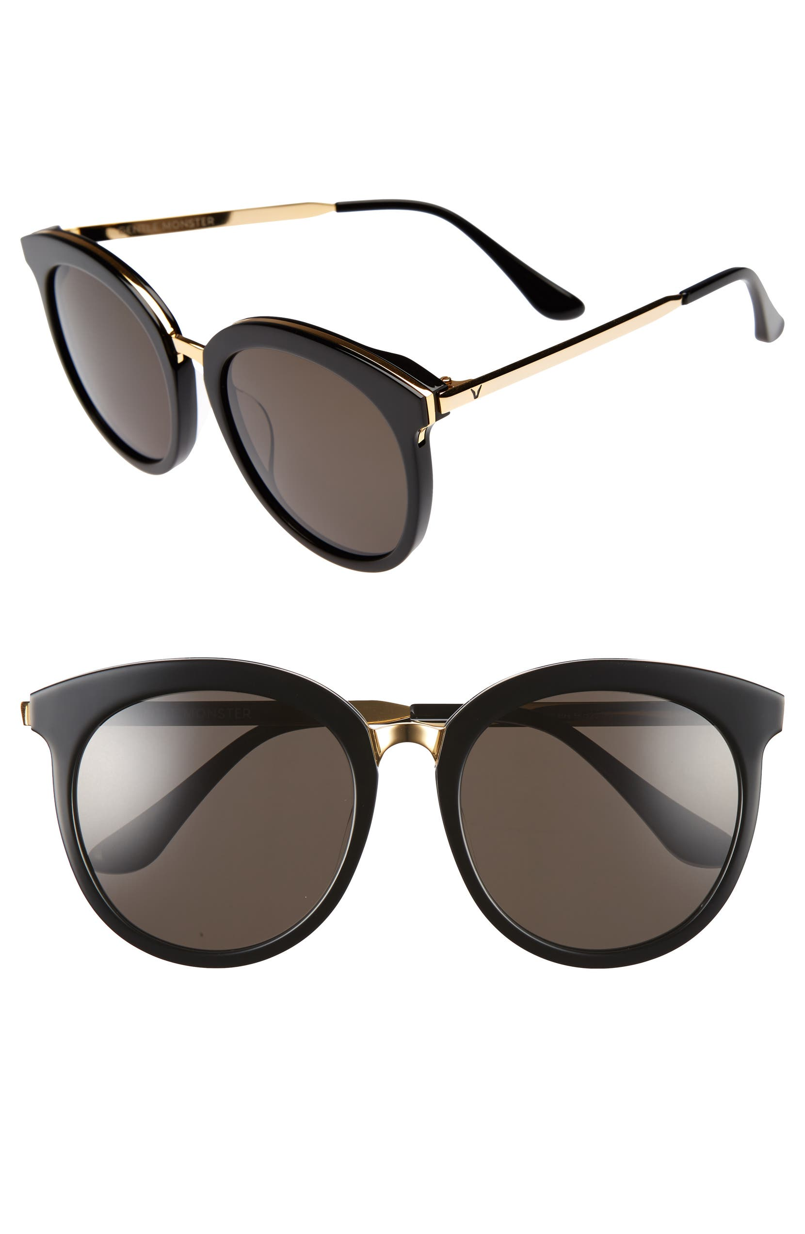 4527bd462bf Gentle Monster Lovesome 56mm Cat Eye Sunglasses