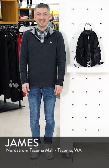 Julian Nylon Backpack, sales video thumbnail
