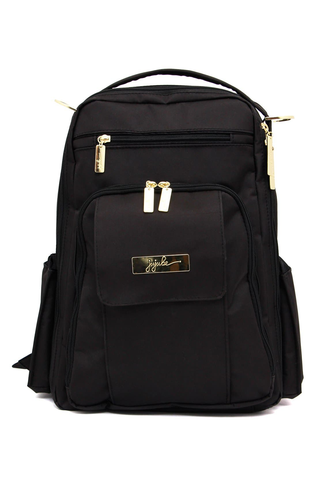 JU-JU-BE, 'Legacy - Be Right Back' Diaper Backpack, Main thumbnail 1, color, THE MONARCH