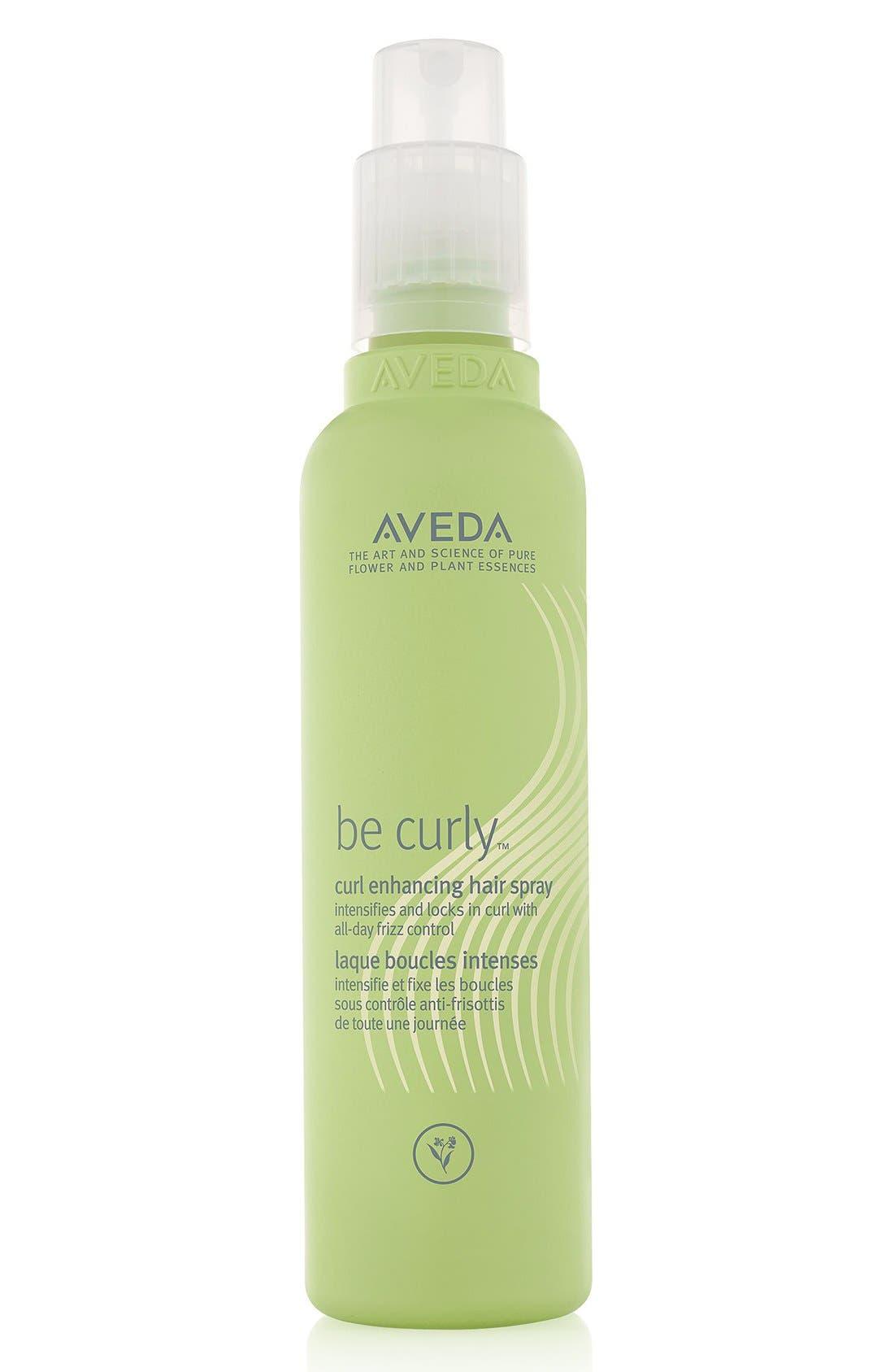 AVEDA, be curly<sup>™</sup> Curl Enhancing Spray, Main thumbnail 1, color, NO COLOR