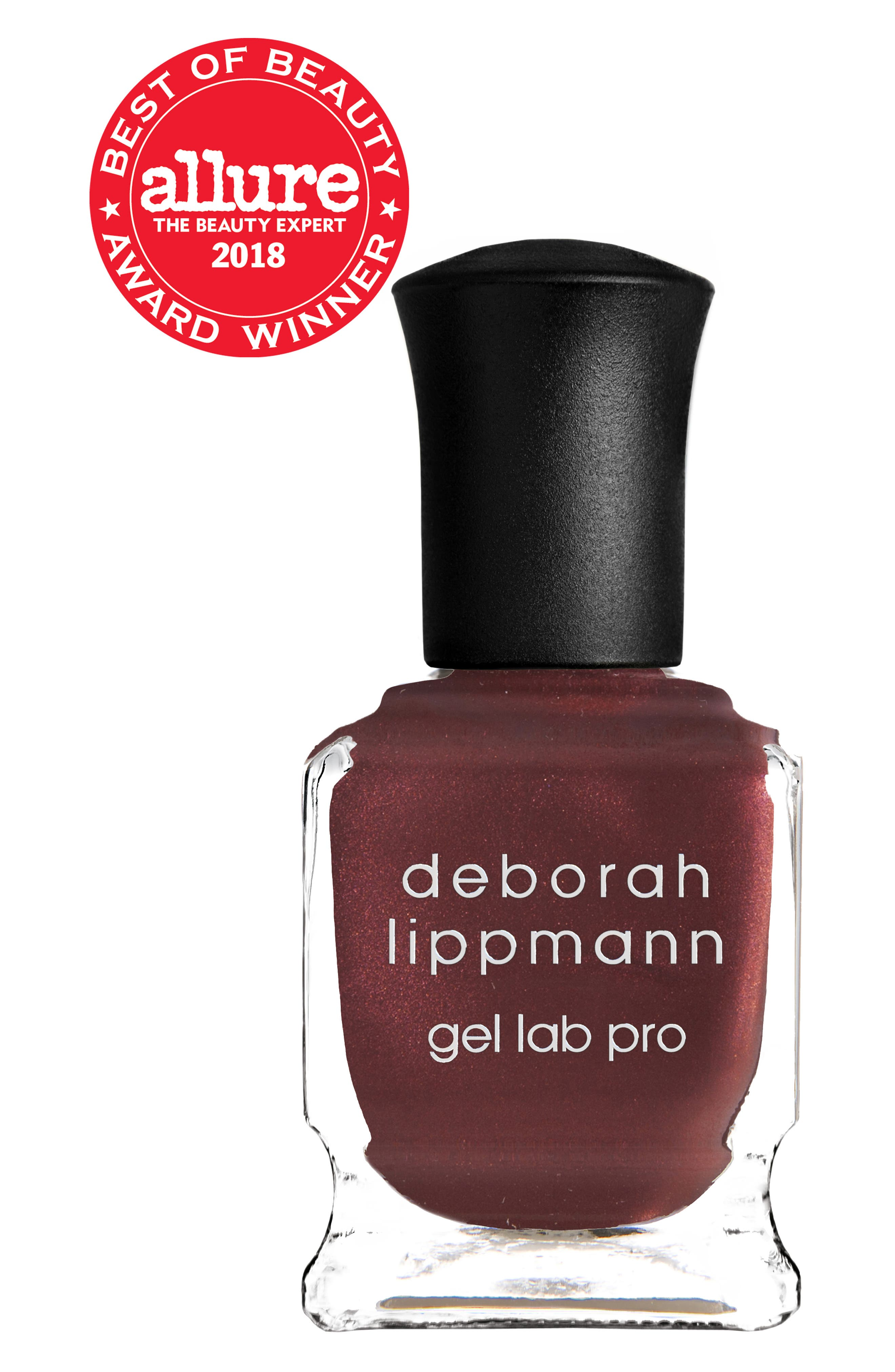 DEBORAH LIPPMANN, All Fired Up Gel Lab Pro Nail Color, Alternate thumbnail 2, color, YOU OUGHTA KNOW GLP