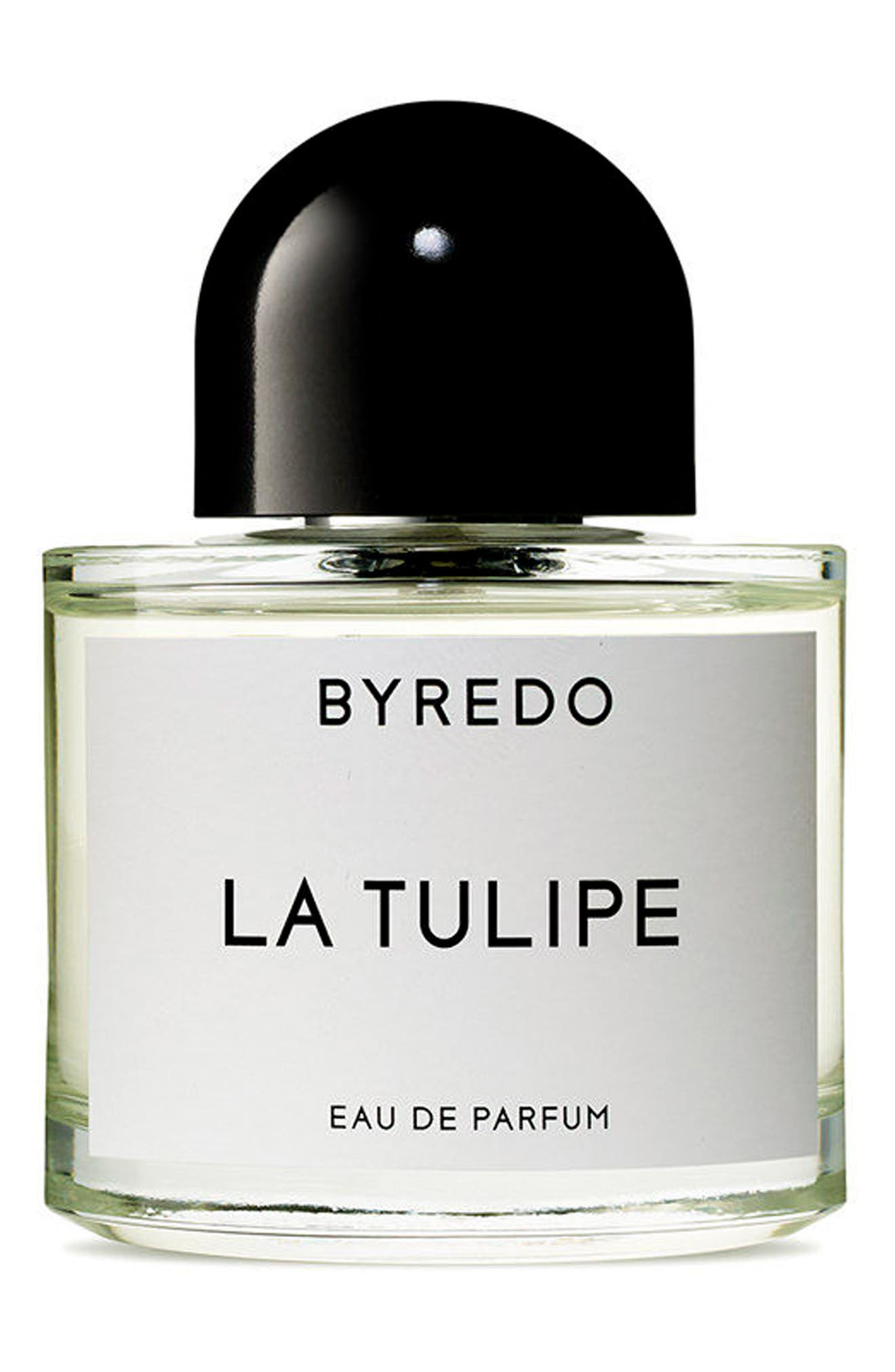 BYREDO, La Tulipe Eau de Parfum, Alternate thumbnail 2, color, NO COLOR