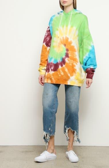 Tie Dye Rainbow Hoodie, video thumbnail