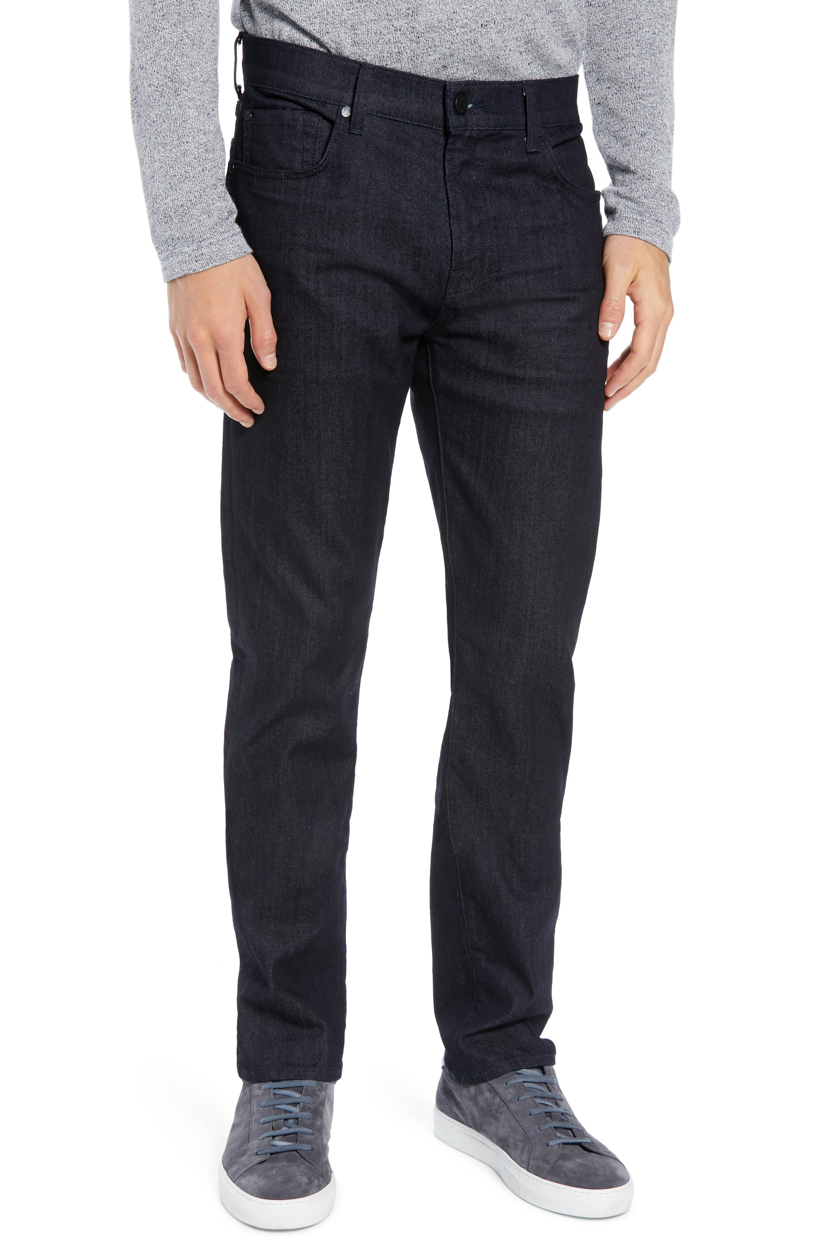 7 FOR ALL MANKIND<SUP>®</SUP>, Adrien Slim Fit Jeans, Main thumbnail 1, color, EXECUTIVE