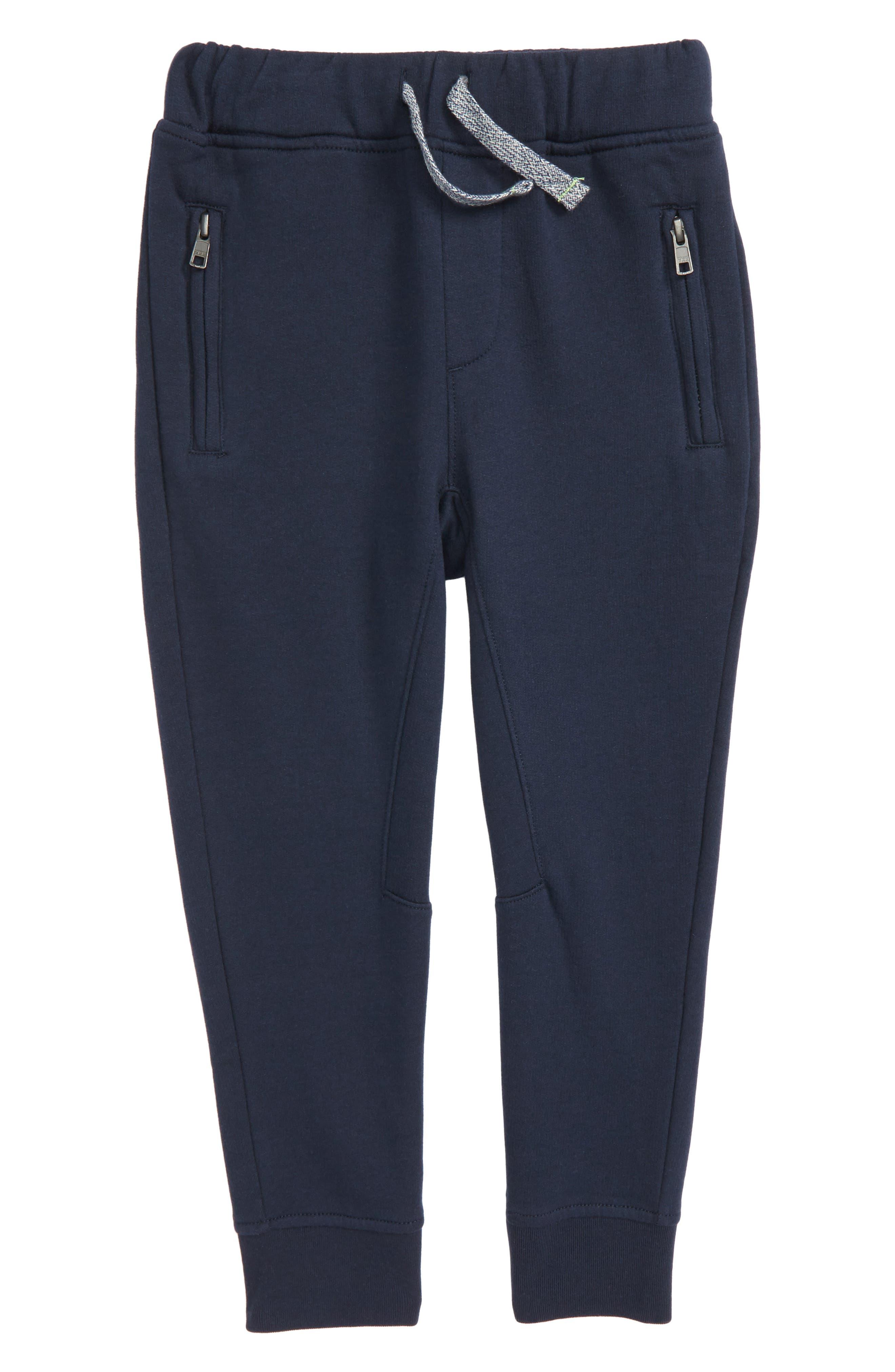 Boys Crewcuts By Jcrew Slim Jogger Pants Size 12  Blue
