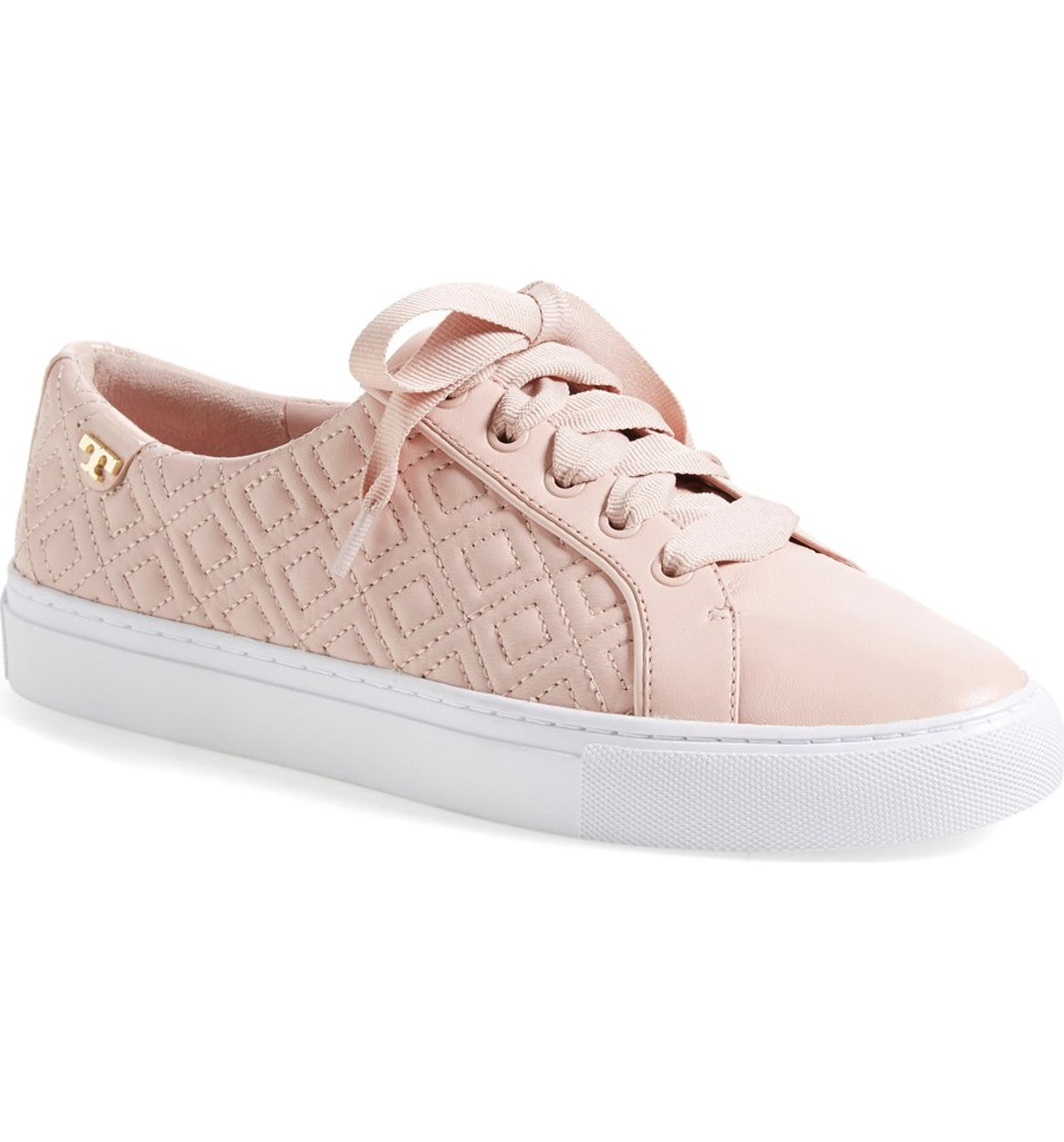 5215c05980a8 Tory Burch  Marion  Quilted Sneaker (Women)