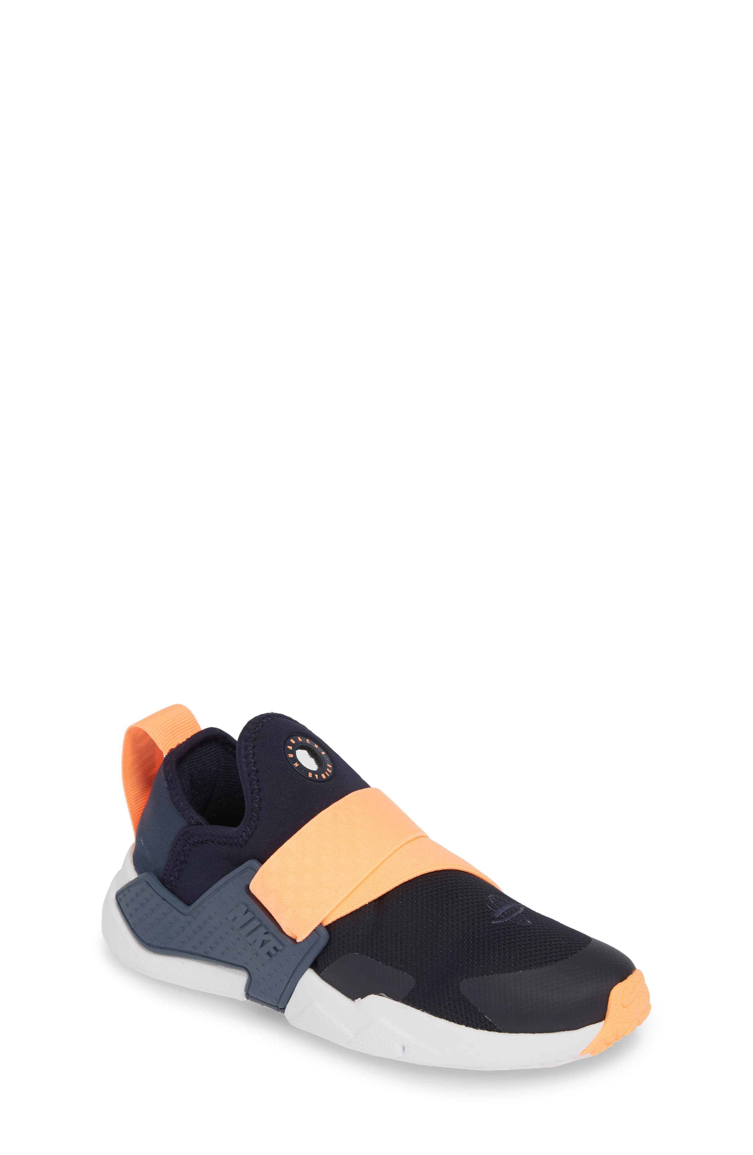 NIKE, Huarache Extreme Sneaker, Main thumbnail 1, color, OBSIDIAN/ POLARIZED BLUE-BLUE