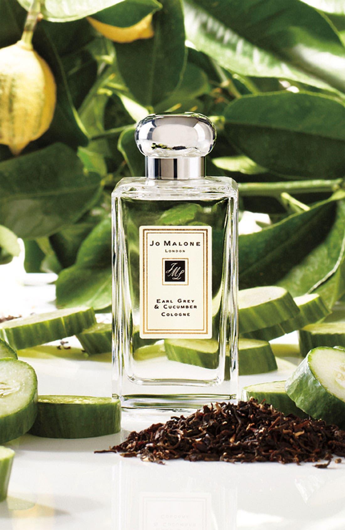 JO MALONE LONDON<SUP>™</SUP>, Tea Fragrance Blends Earl Grey & Cucumber Cologne, Alternate thumbnail 3, color, NO COLOR