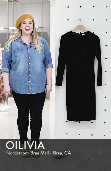 Long Sleeve Body-Con Dress, sales video thumbnail