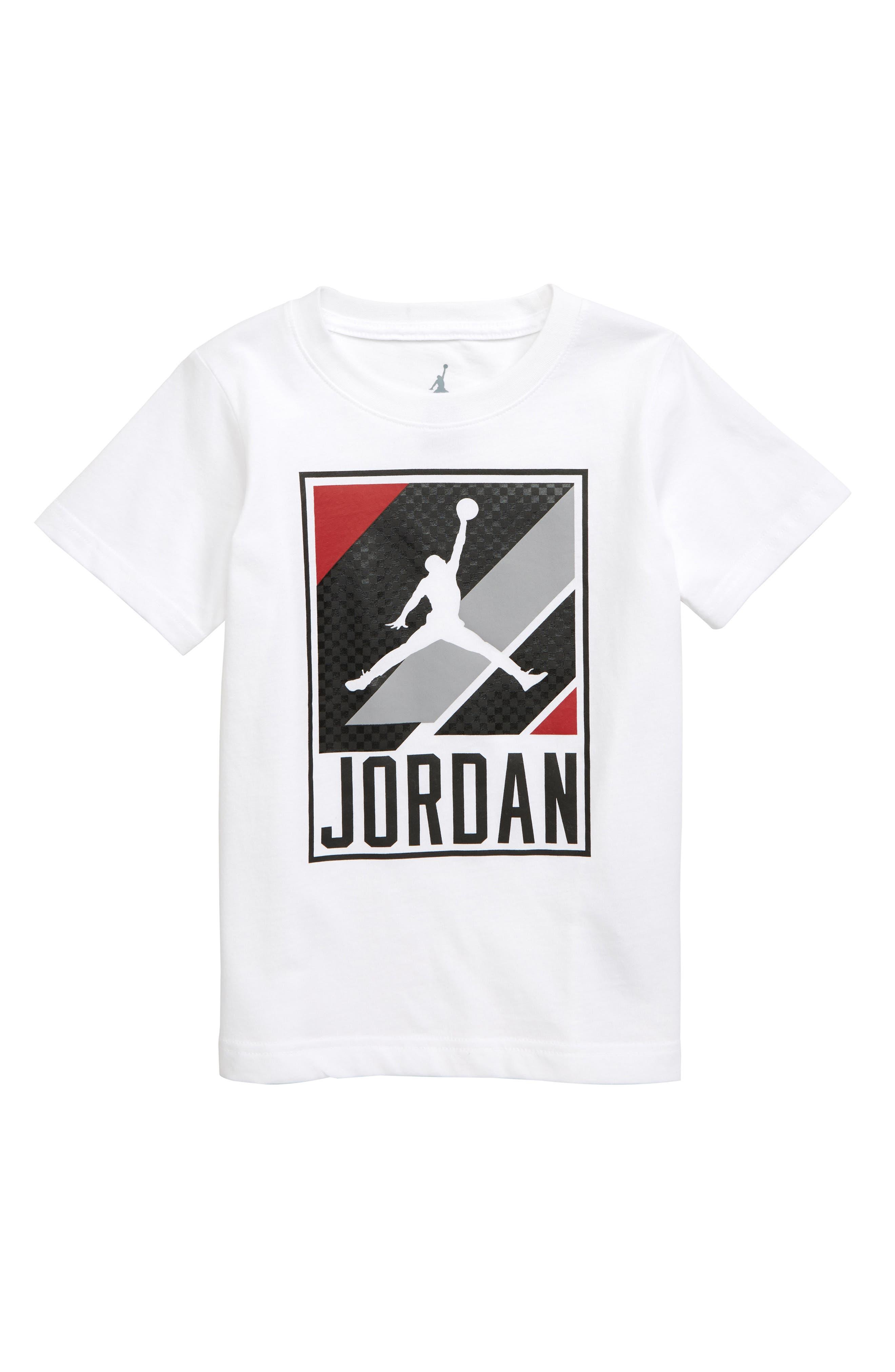 JORDAN Moto Speed Graphic T-Shirt, Main, color, 100
