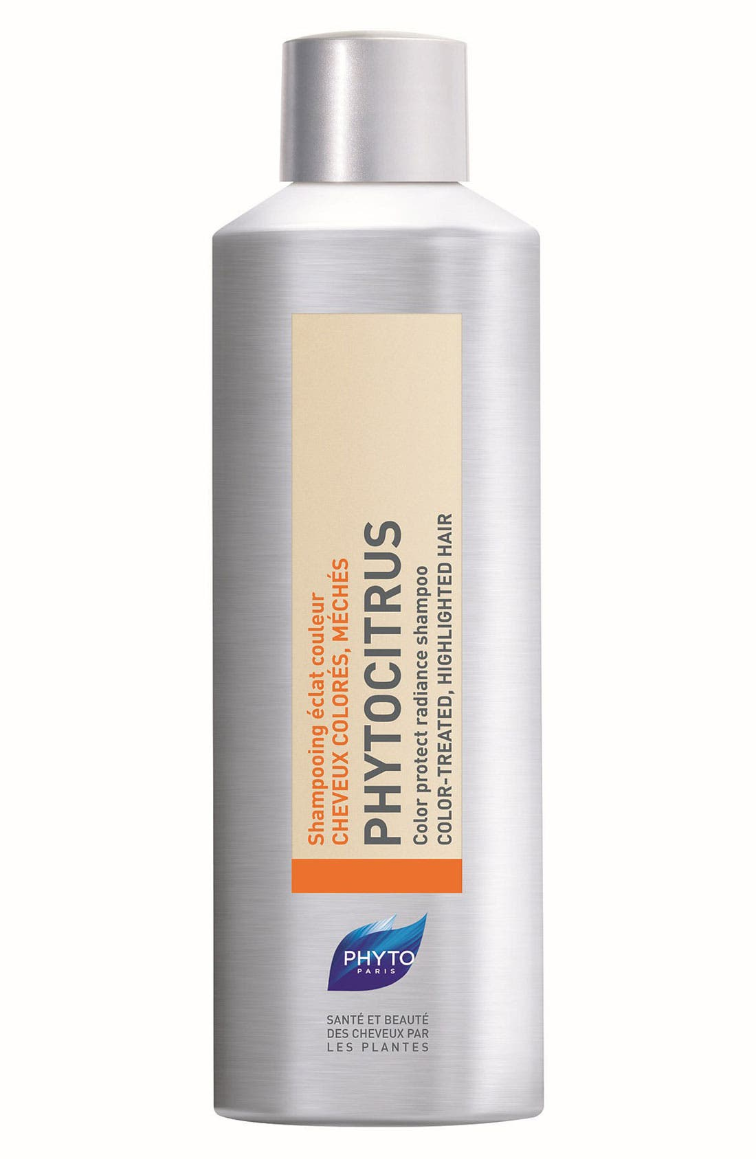 PHYTO Phytocitrus Color Protect Radiance Shampoo, Main, color, NO COLOR