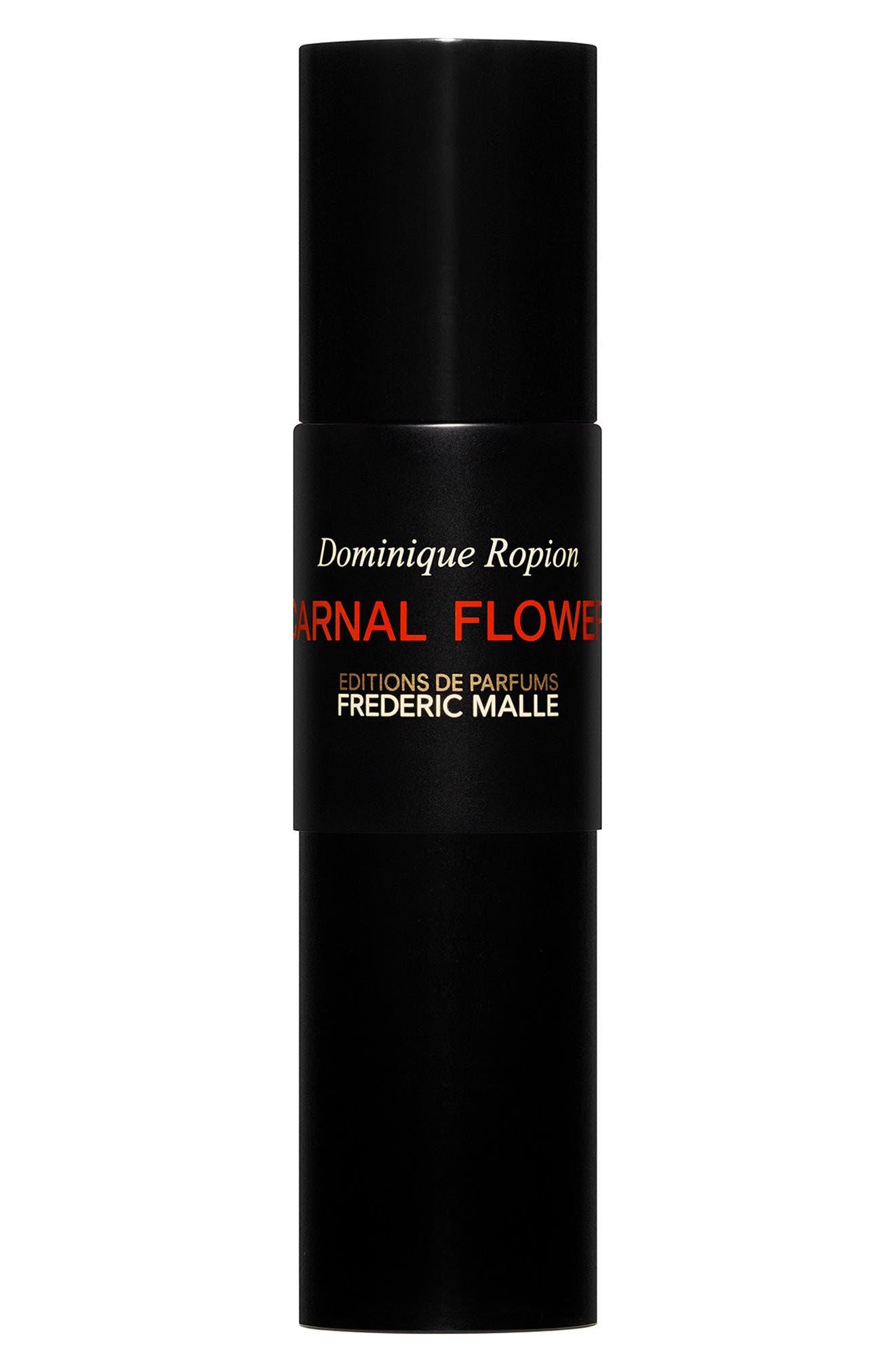 FREDERIC MALLE, Editions de Parfums Frédéric Malle Carnal Flower Travel Parfum Spray, Main thumbnail 1, color, NO COLOR