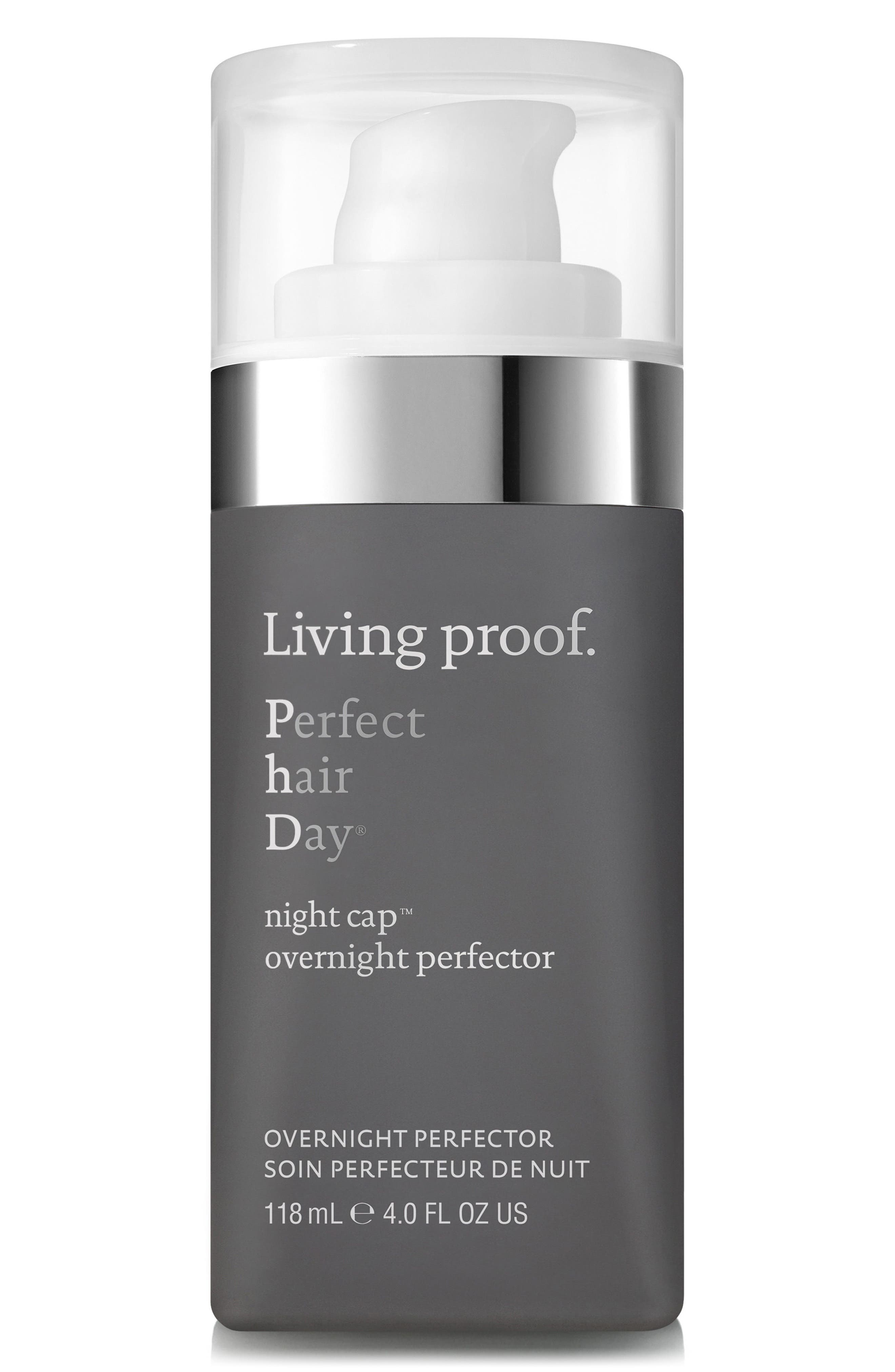 LIVING PROOF<SUP>®</SUP>, Perfect hair Day<sup>™</sup> Night Cap Perfector, Main thumbnail 1, color, NO COLOR