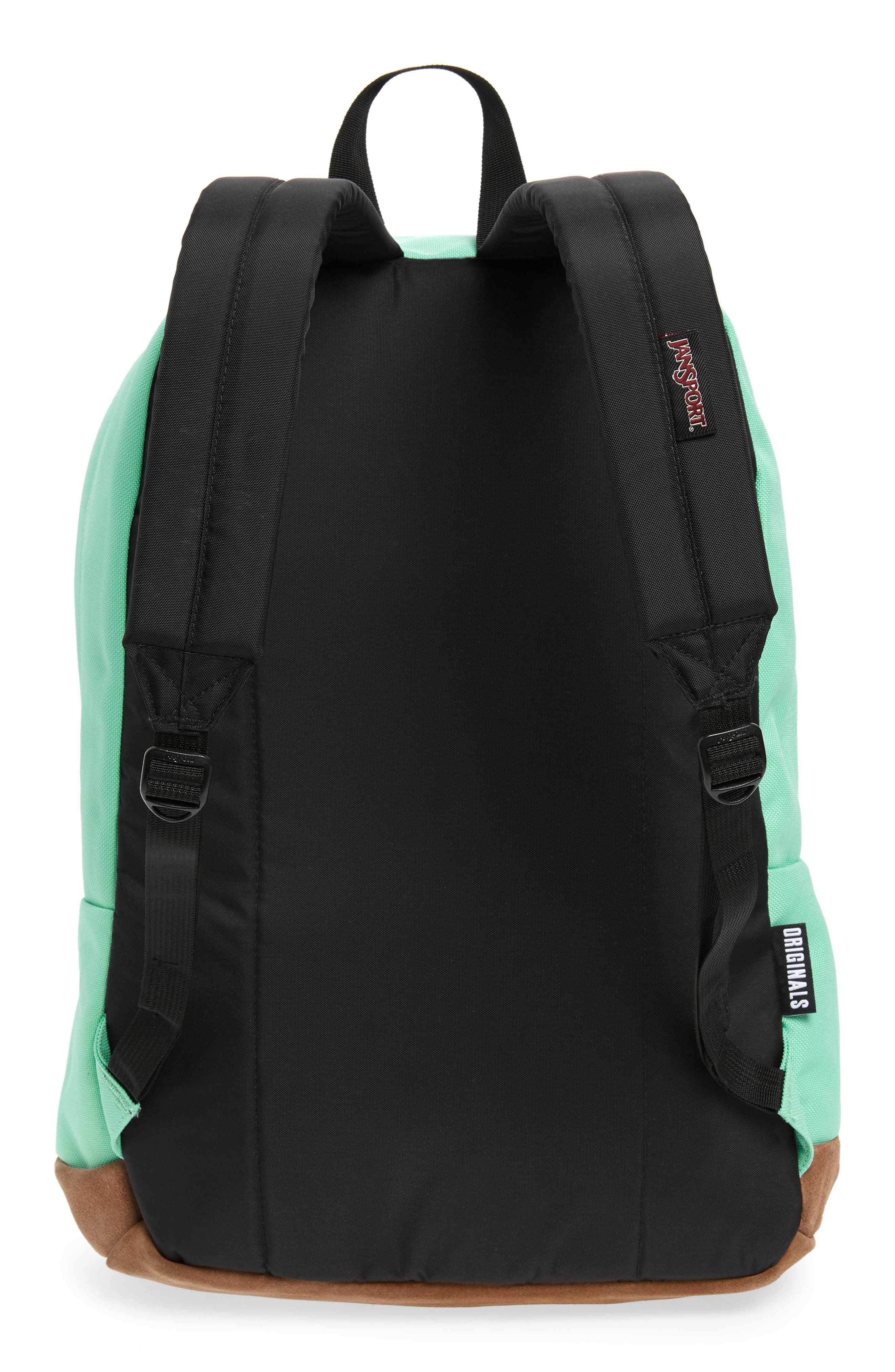 JANSPORT, Right Pack 15-Inch Laptop Backpack, Alternate thumbnail 4, color, CASCADE