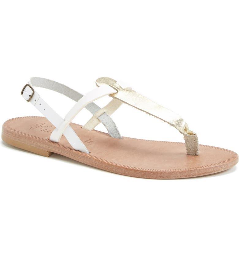 d3bb010db049 Joie  Topanga  Leather Thong Sandal (Women)