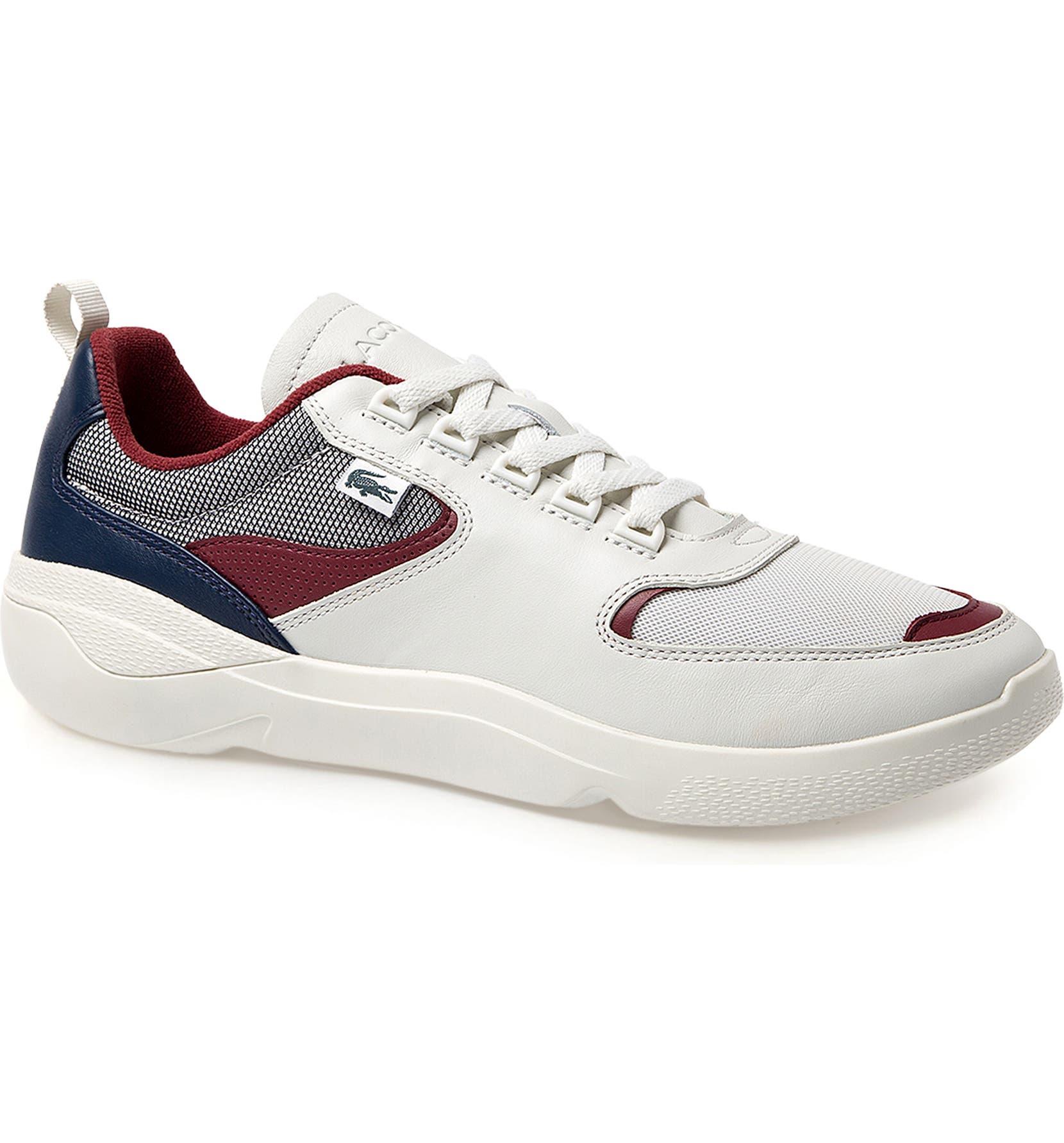 9a5b6249d Lacoste Wildcard 119 Sneaker (Men)