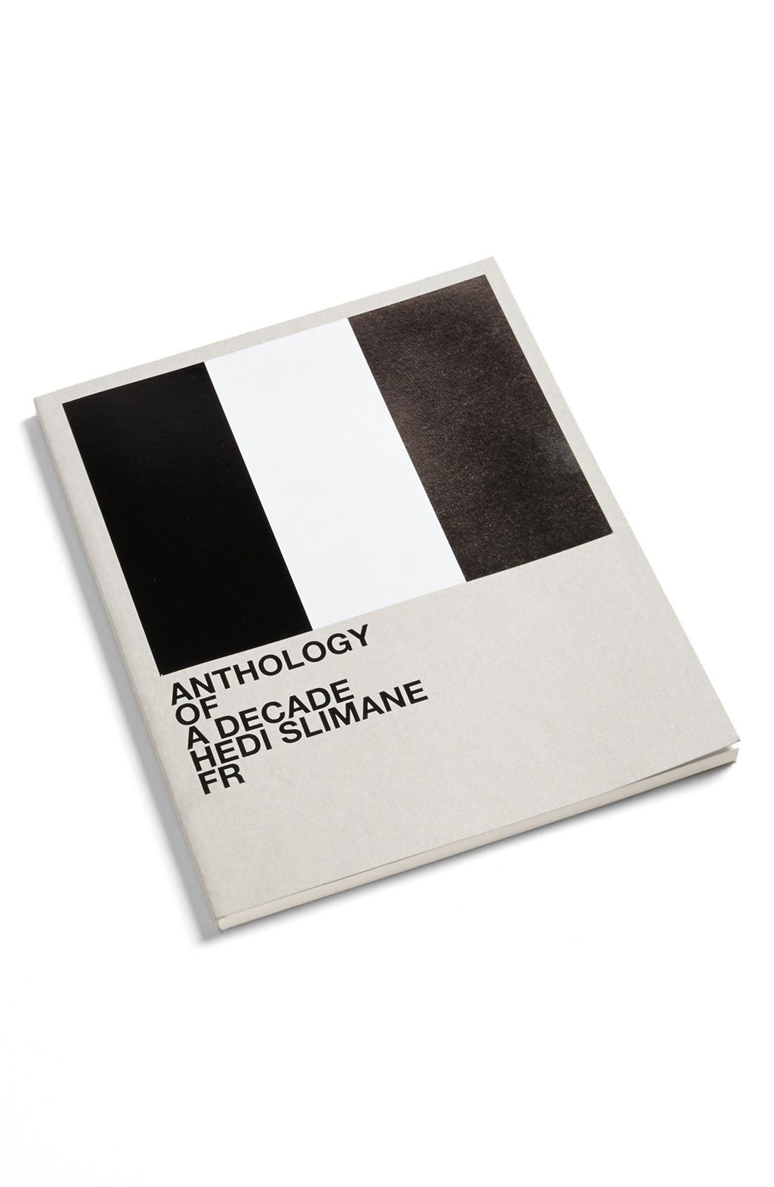 JRP-RINGIER, 'Hedi Slimane: Anthology of a Decade, France', Main thumbnail 1, color, 000