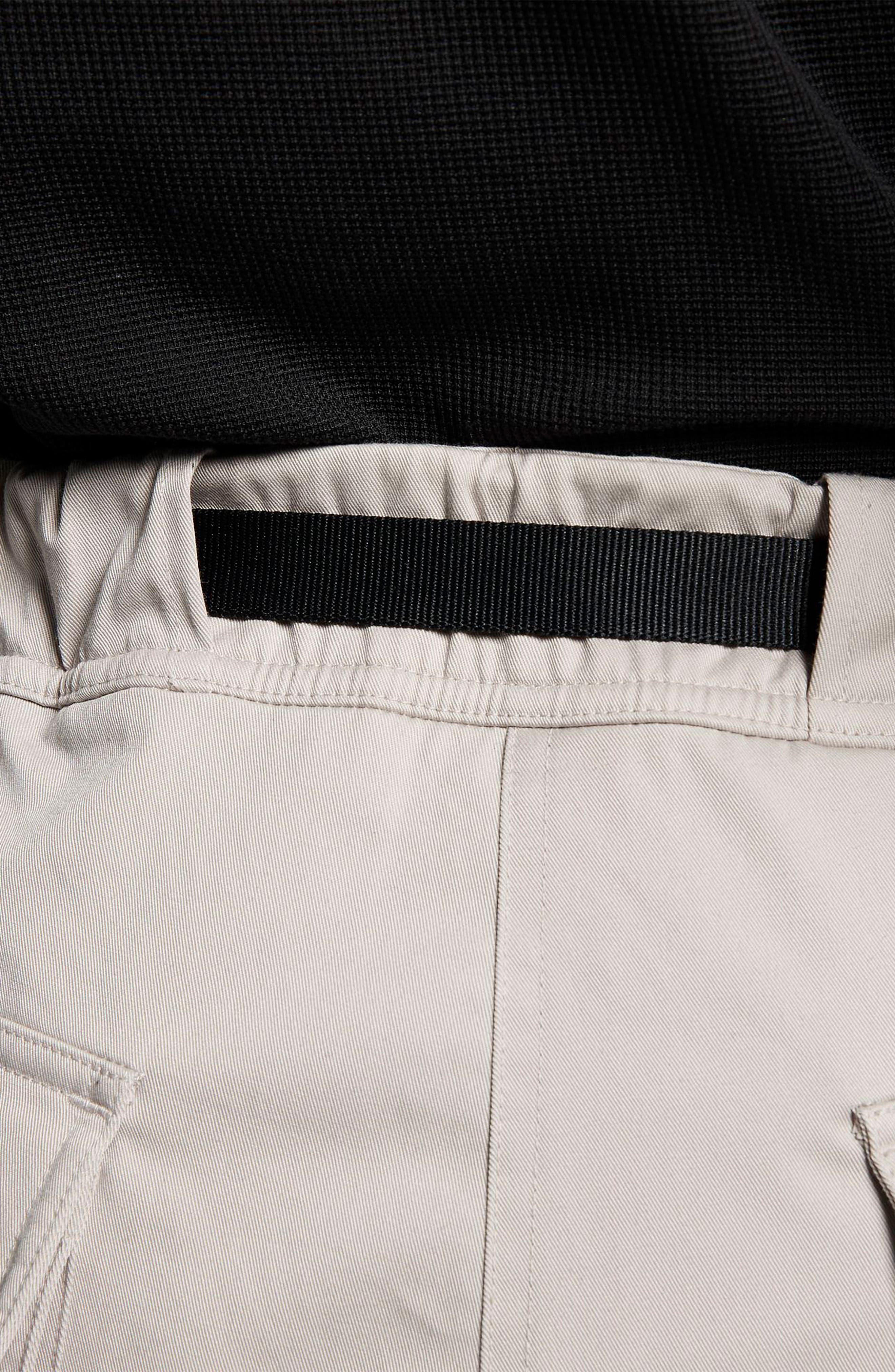 NIKE, ACG Men's Cargo Pants, Alternate thumbnail 2, color, MOON PARTICLE