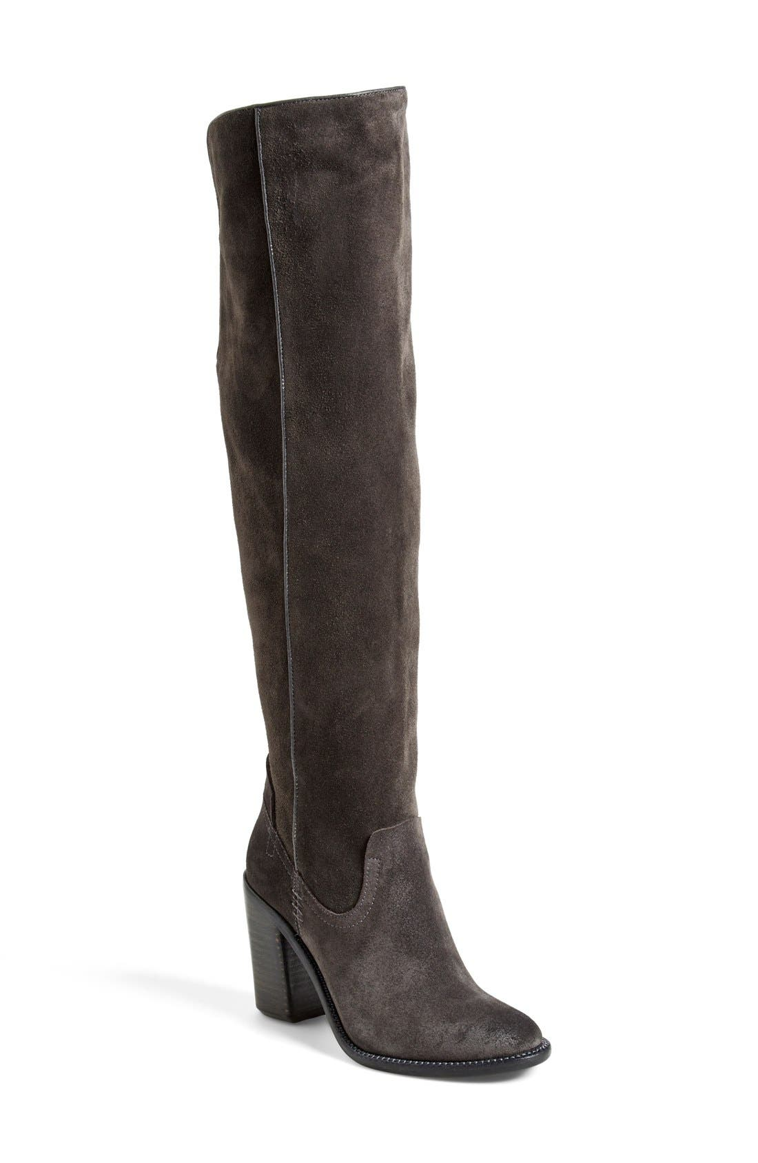 DOLCE VITA, 'Ohanna' Over the Knee Boot, Main thumbnail 1, color, 053